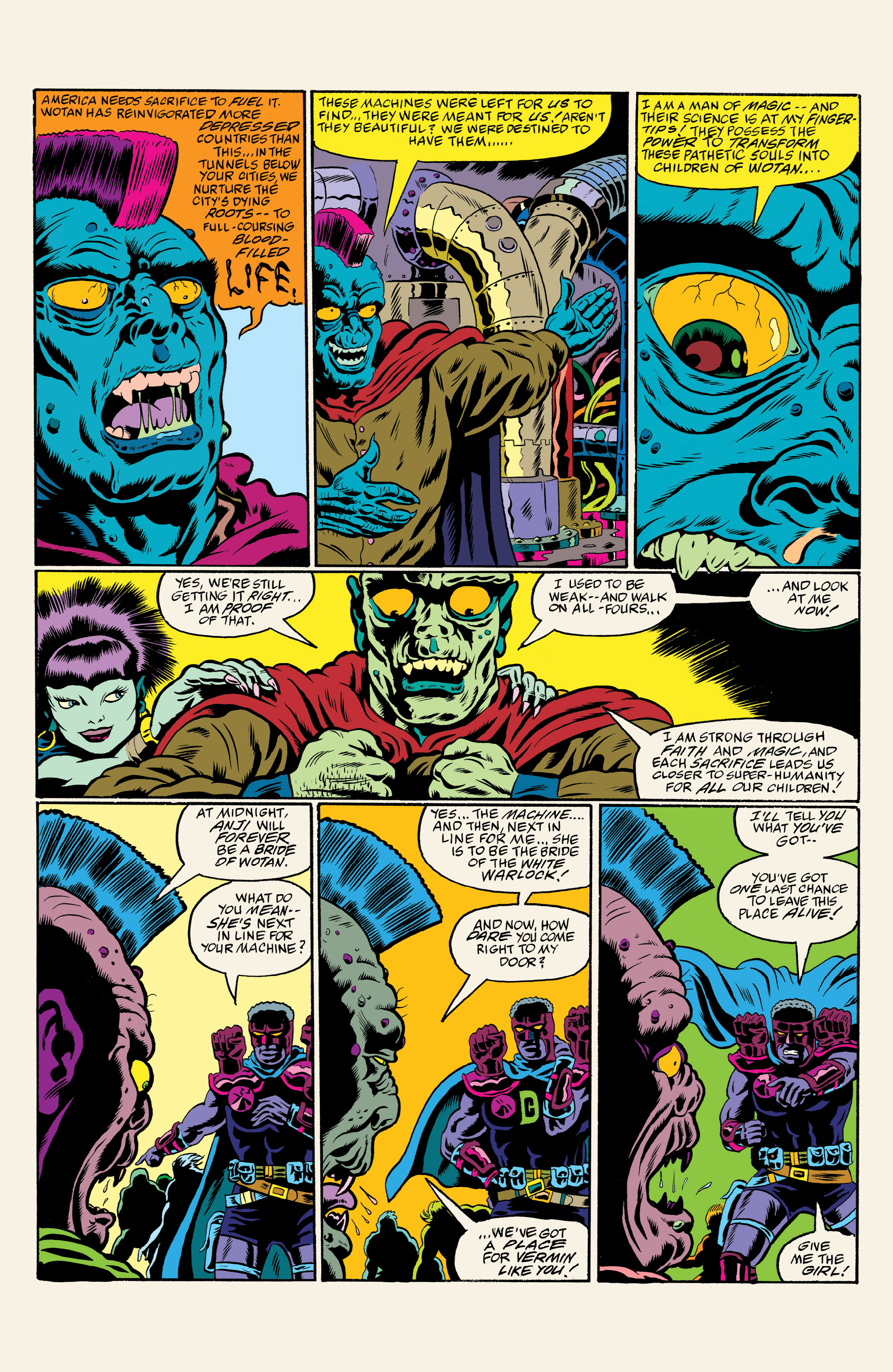 Read online All Time Comics: Crime Destroyer comic -  Issue #1 - 16