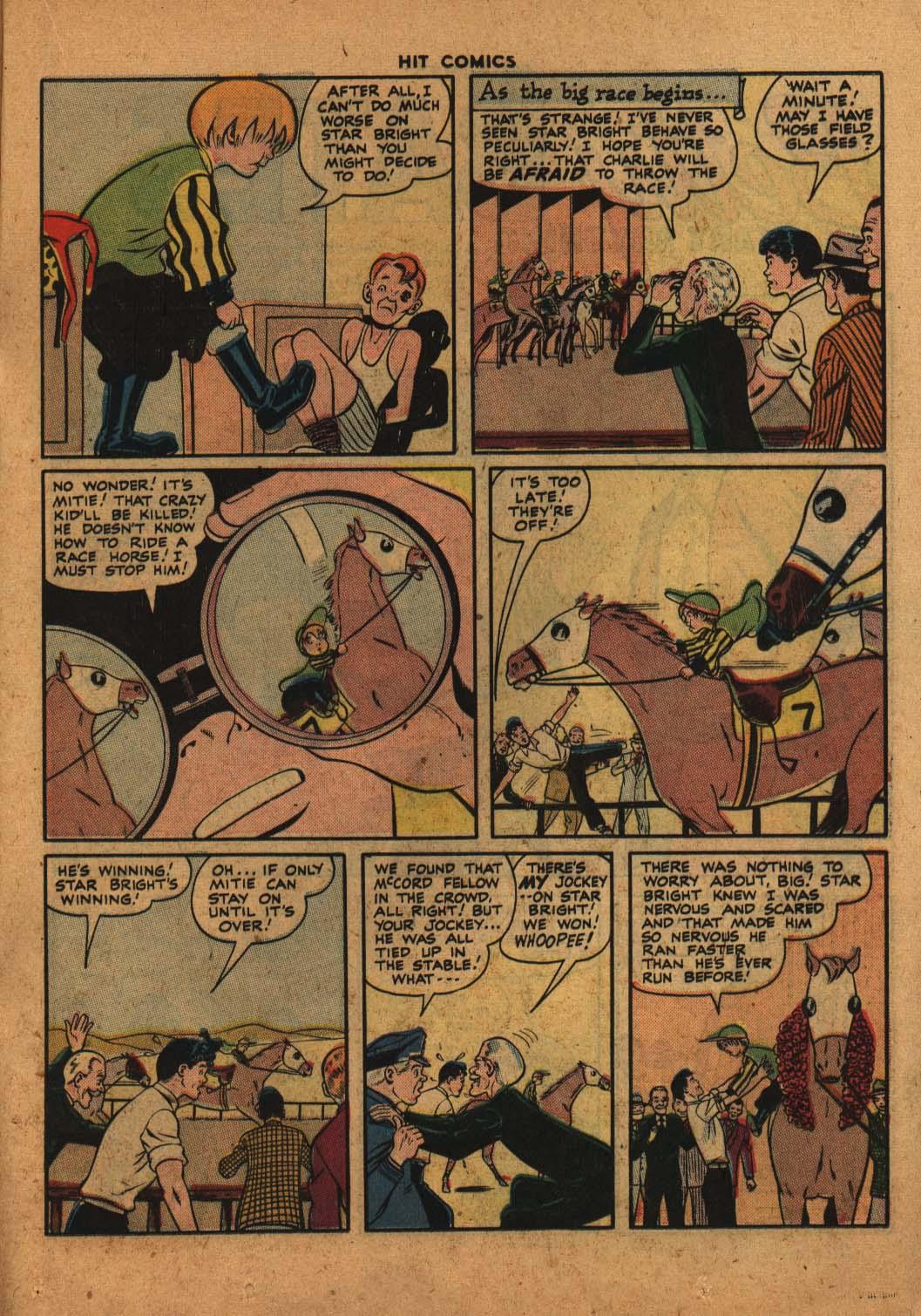 Read online Hit Comics comic -  Issue #47 - 24