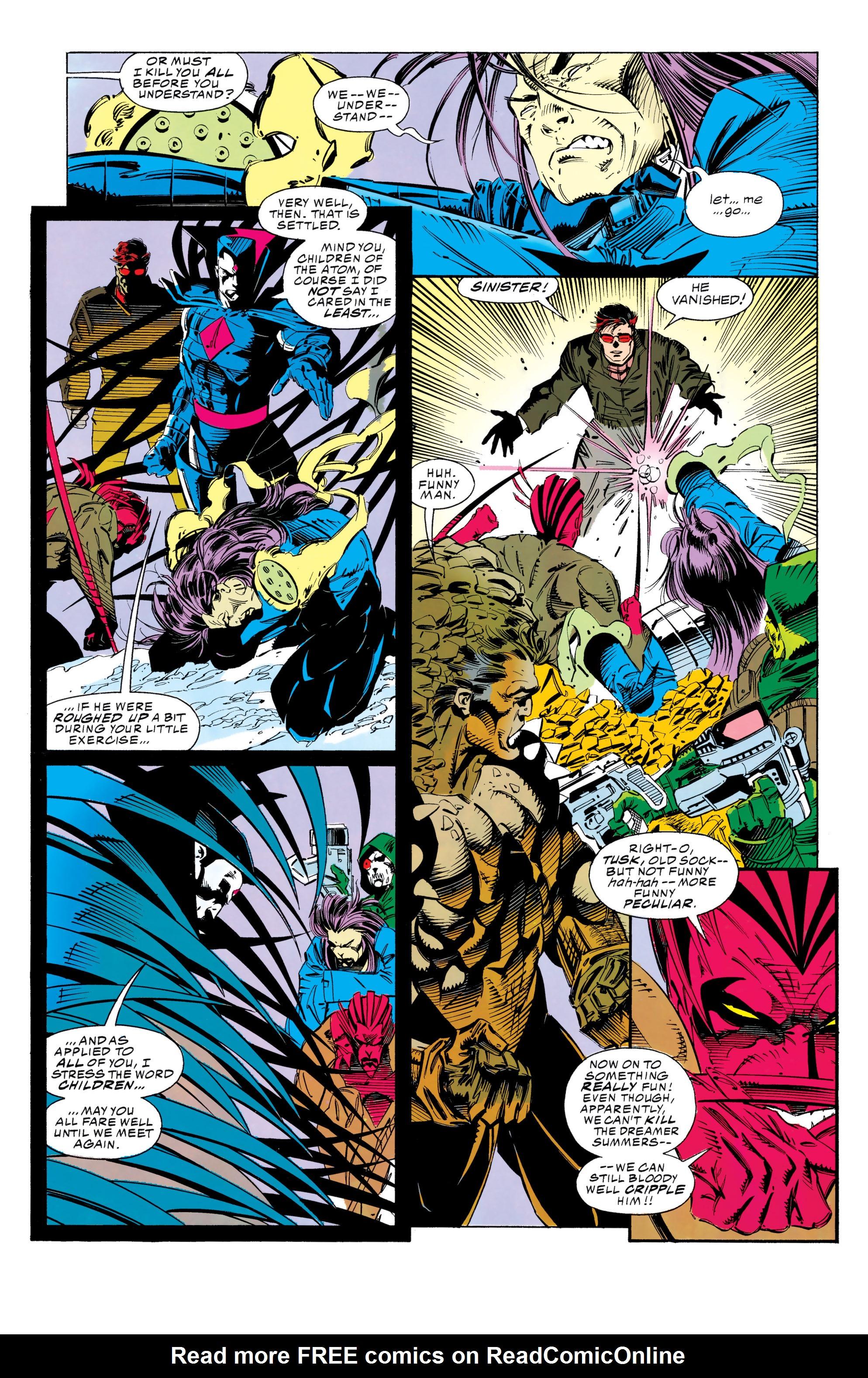 X-Men (1991) 23 Page 12
