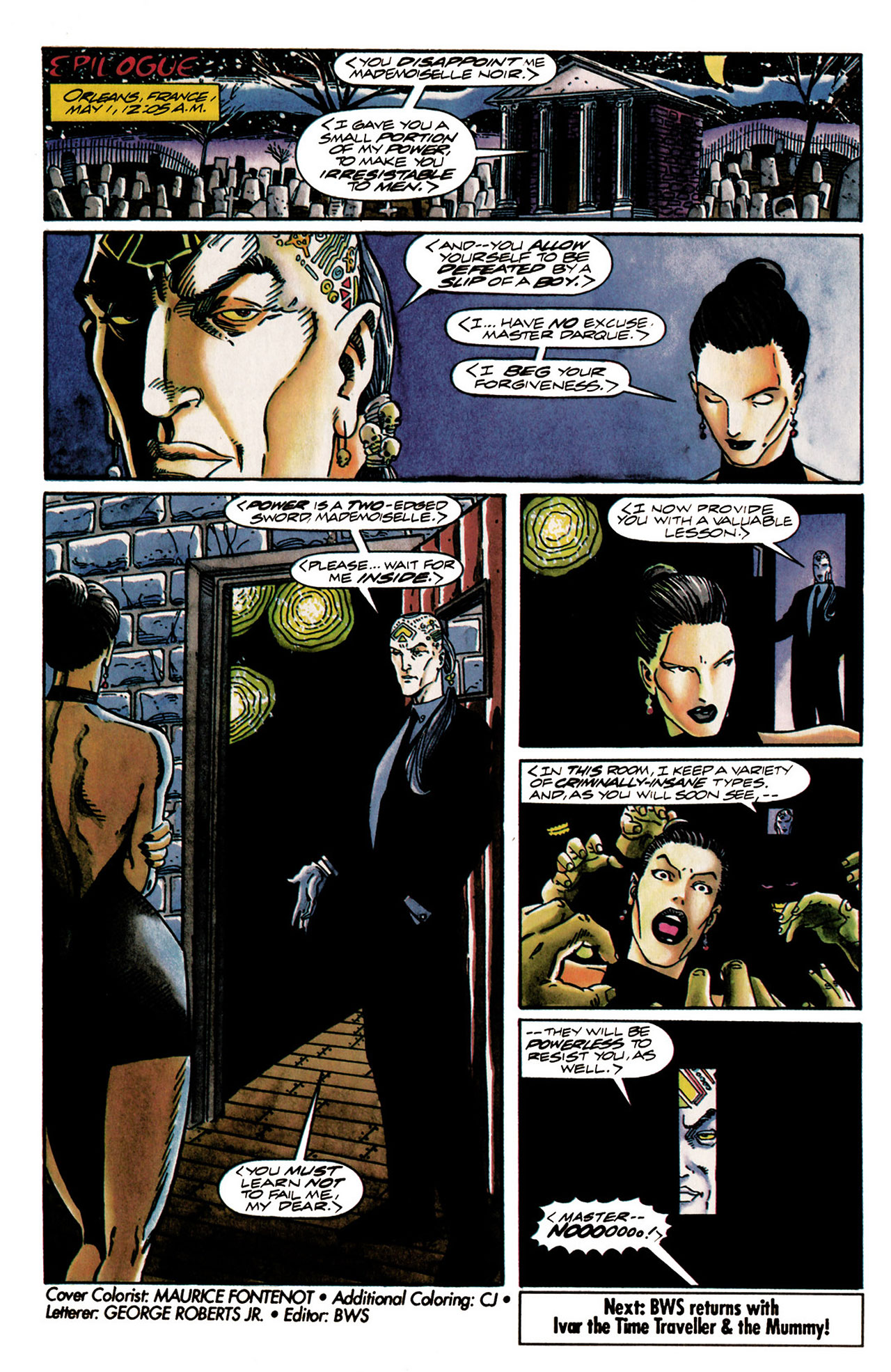 Archer & Armstrong 9 Page 22