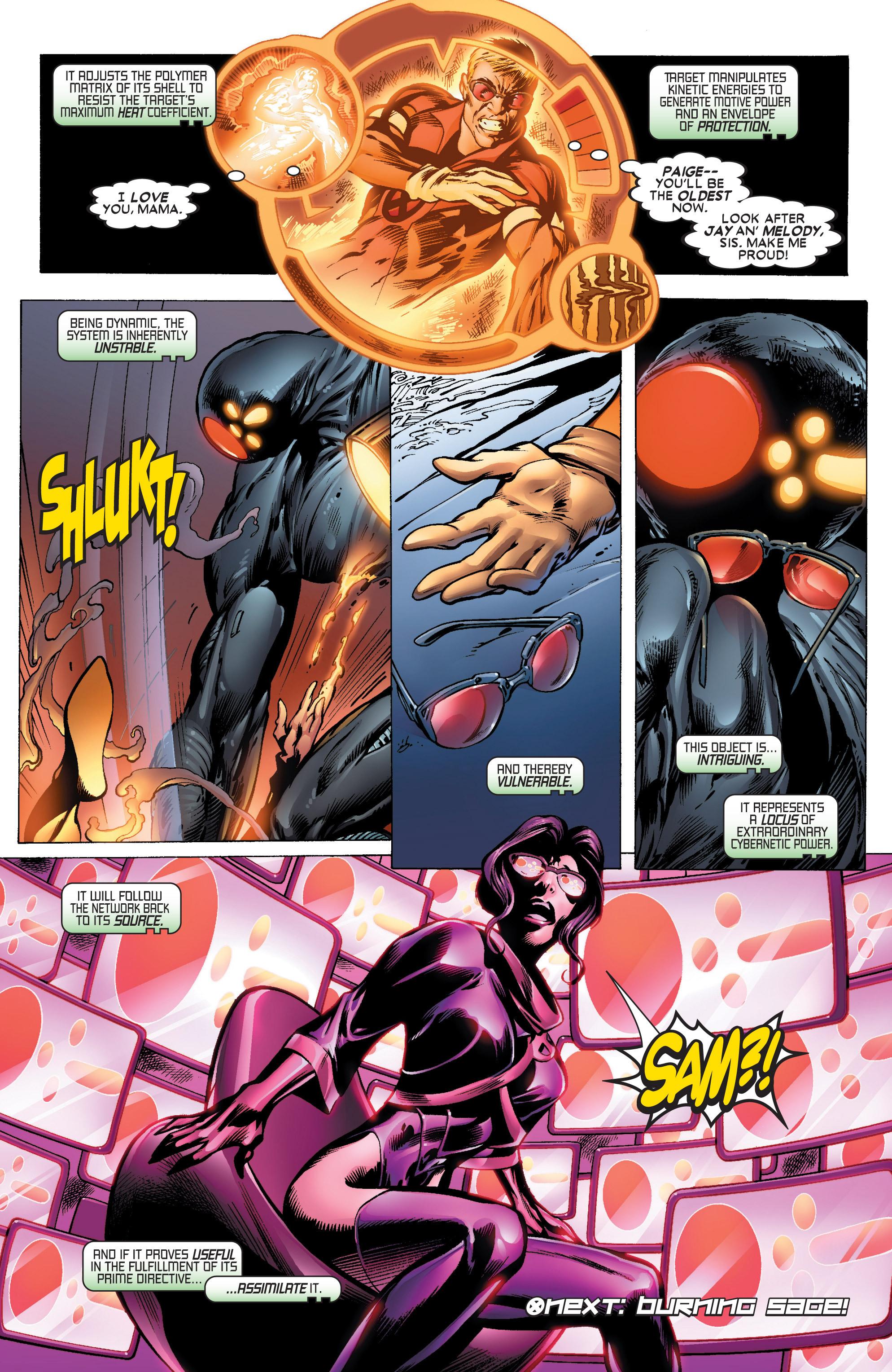 Read online Uncanny X-Men (1963) comic -  Issue #445 - 24