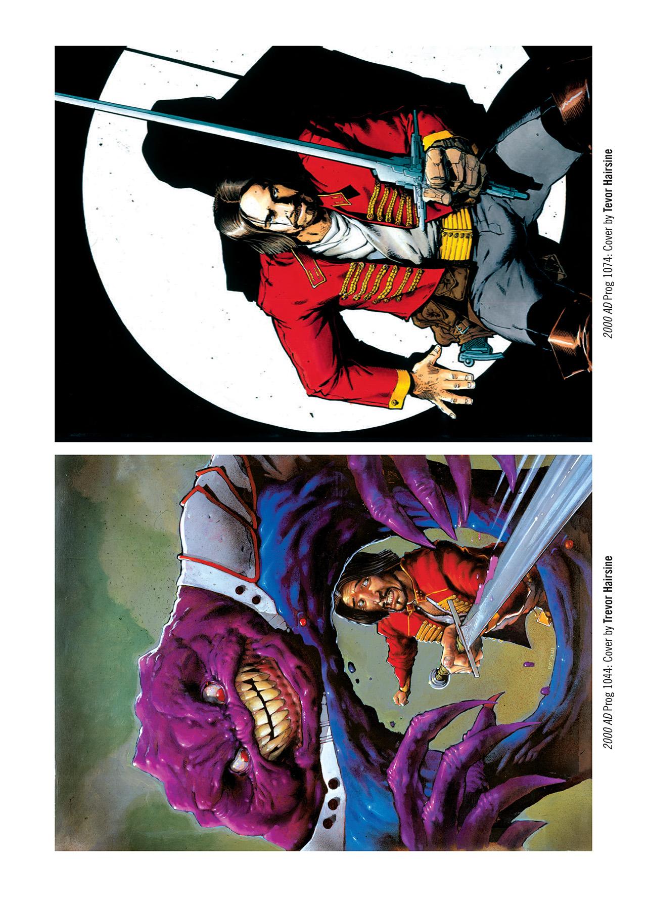 Read online Nikolai Dante comic -  Issue # TPB 1 - 181
