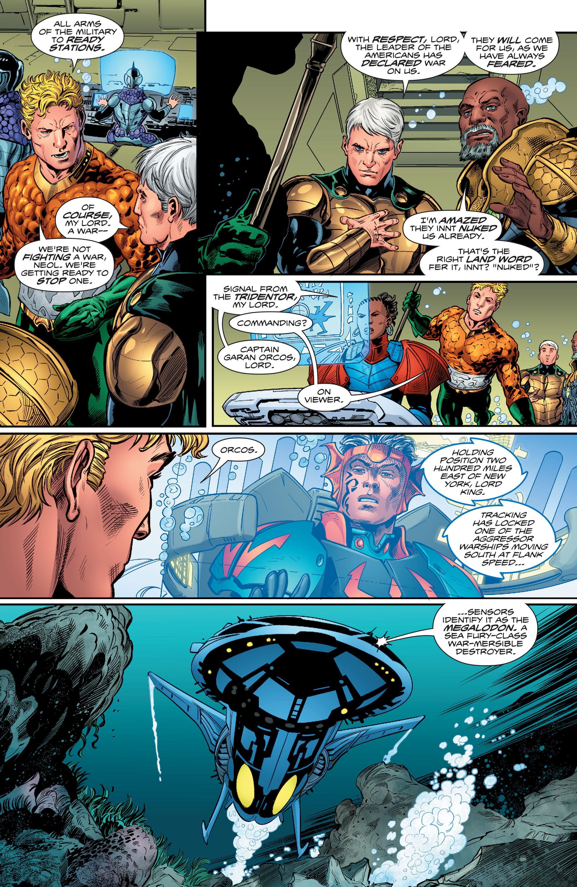 Read online Aquaman (2016) comic -  Issue #12 - 7