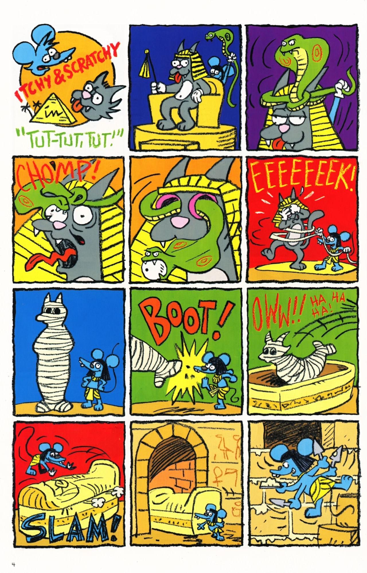Read online Simpsons Comics Presents Bart Simpson comic -  Issue #57 - 6