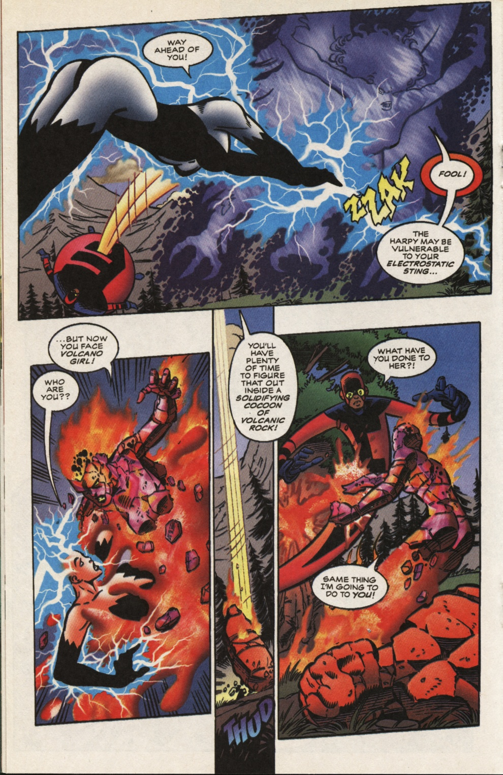 Read online Superboy & The Ravers comic -  Issue #13 - 13