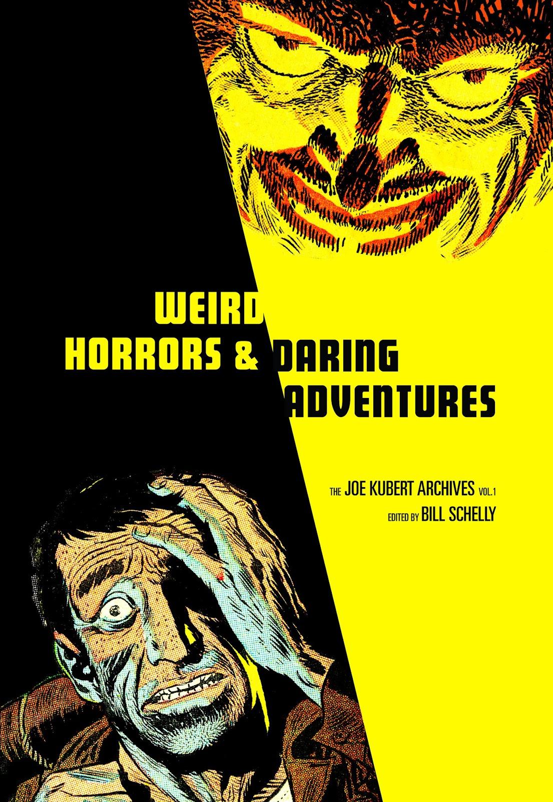 Read online The Joe Kubert Archives comic -  Issue # TPB (Part 1) - 4