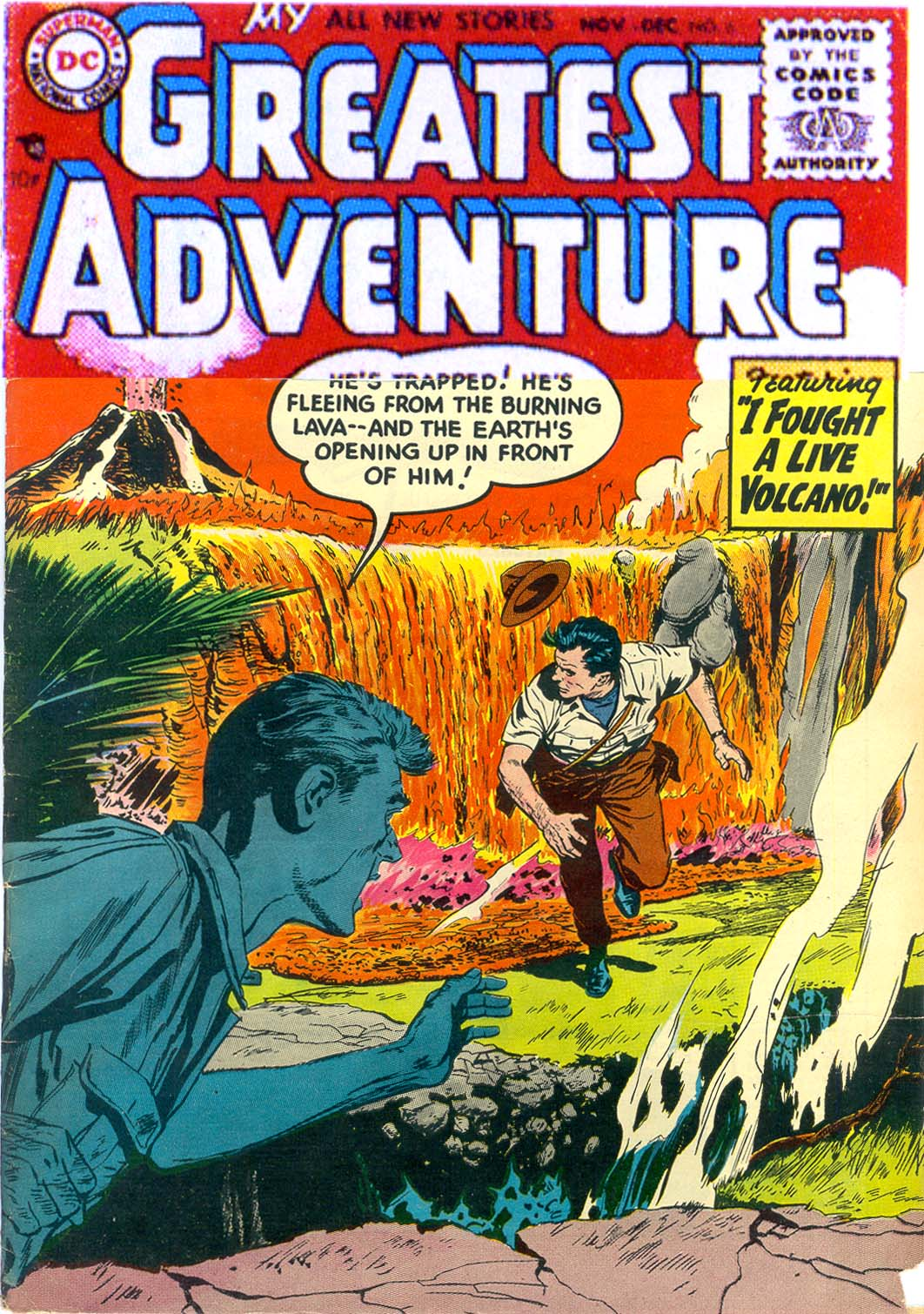My Greatest Adventure (1955) issue 6 - Page 1
