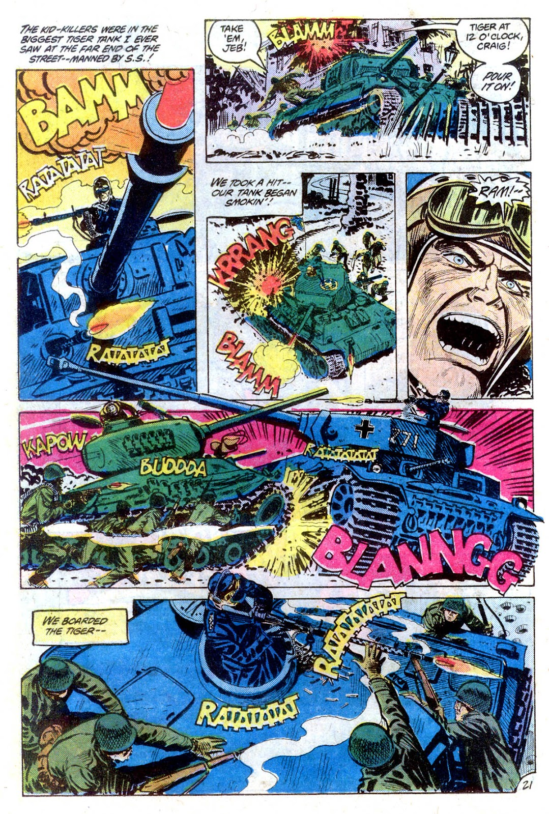 Sgt. Rock issue Annual 2 - Page 23