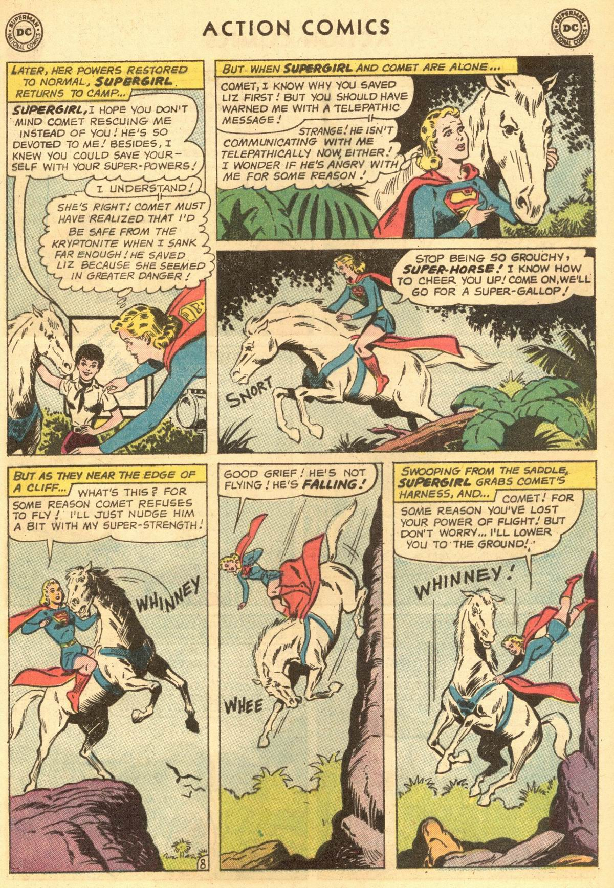 Action Comics (1938) 294 Page 28