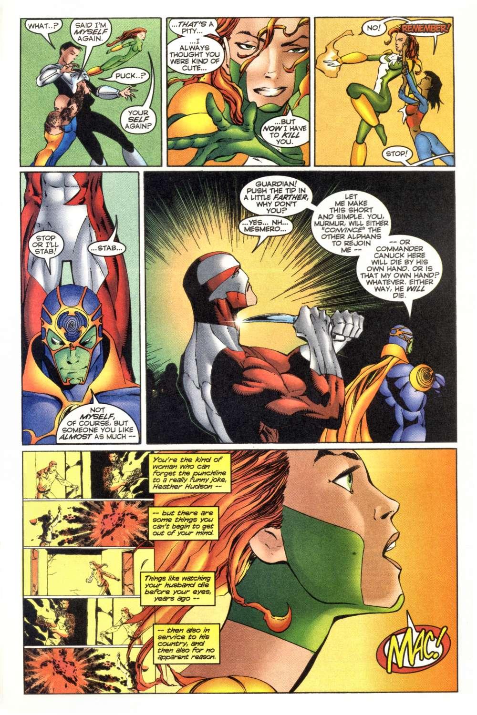 Read online Alpha Flight (1997) comic -  Issue #5 - 20