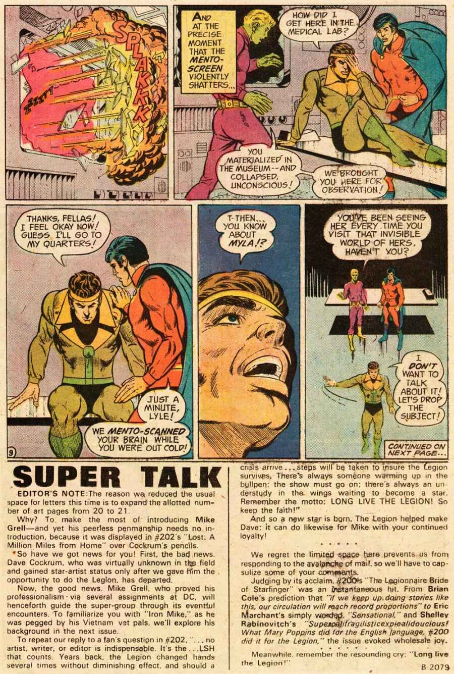 Superboy (1949) issue 203 - Page 10
