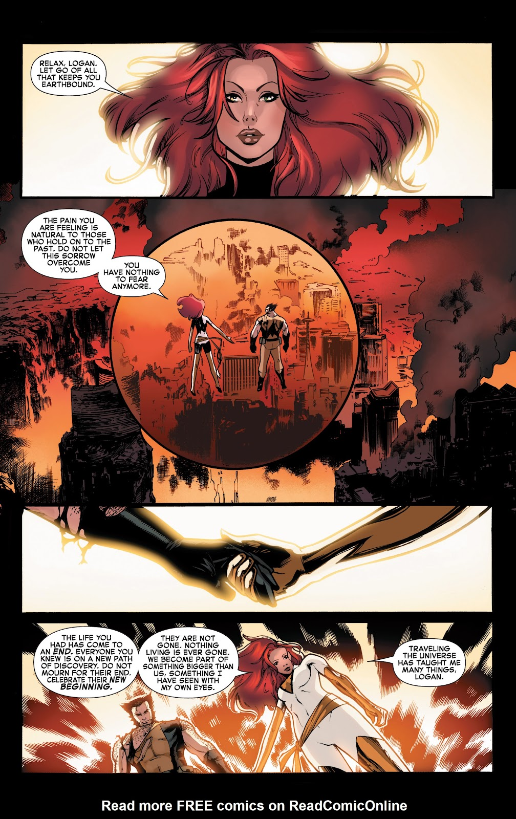 Read online What If? AvX comic -  Issue #4 - 18