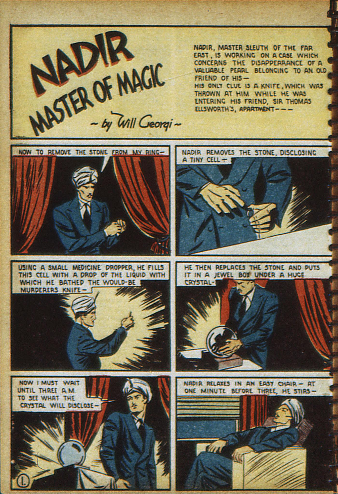 Read online Adventure Comics (1938) comic -  Issue #18 - 59