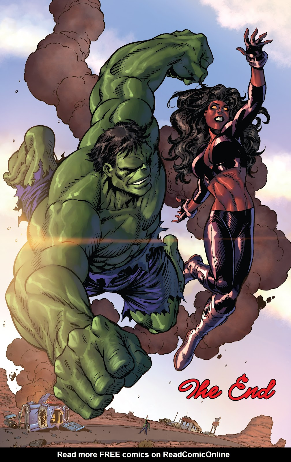 Read online Incredible Hulks (2010) comic -  Issue # _TPB Heart of the Monster - 137
