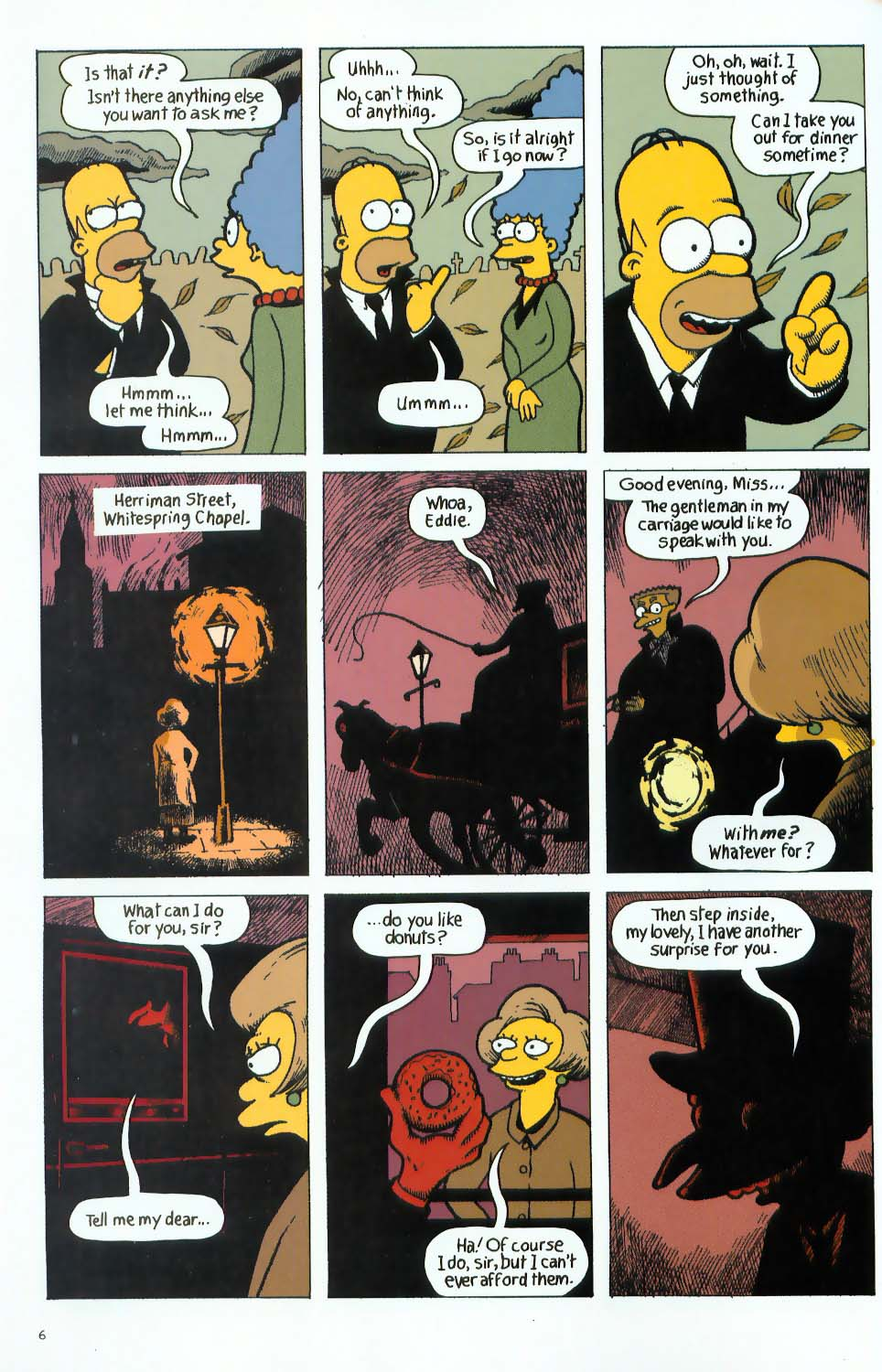 Read online Treehouse of Horror comic -  Issue #9 - 38