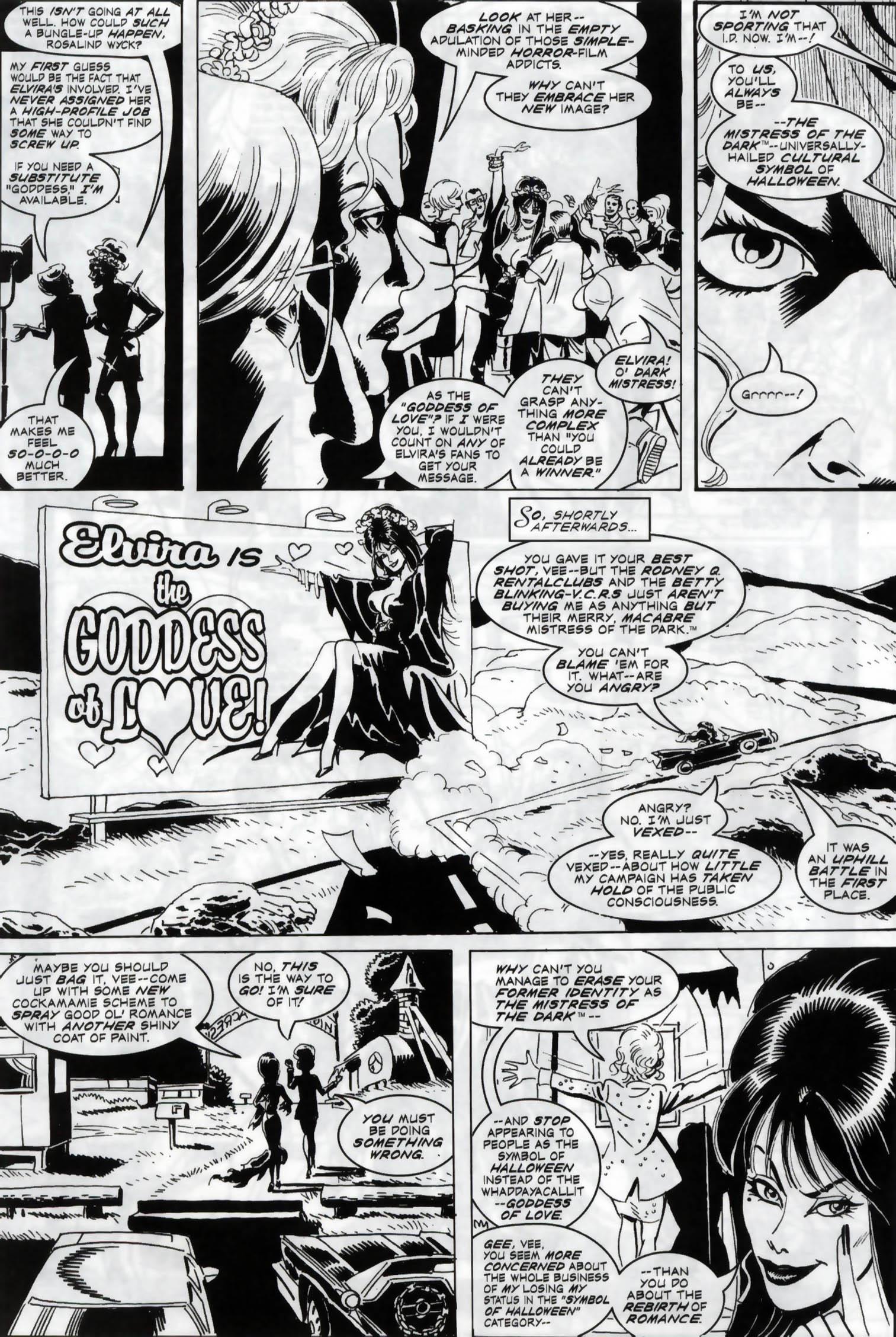 Read online Elvira, Mistress of the Dark comic -  Issue #119 - 23
