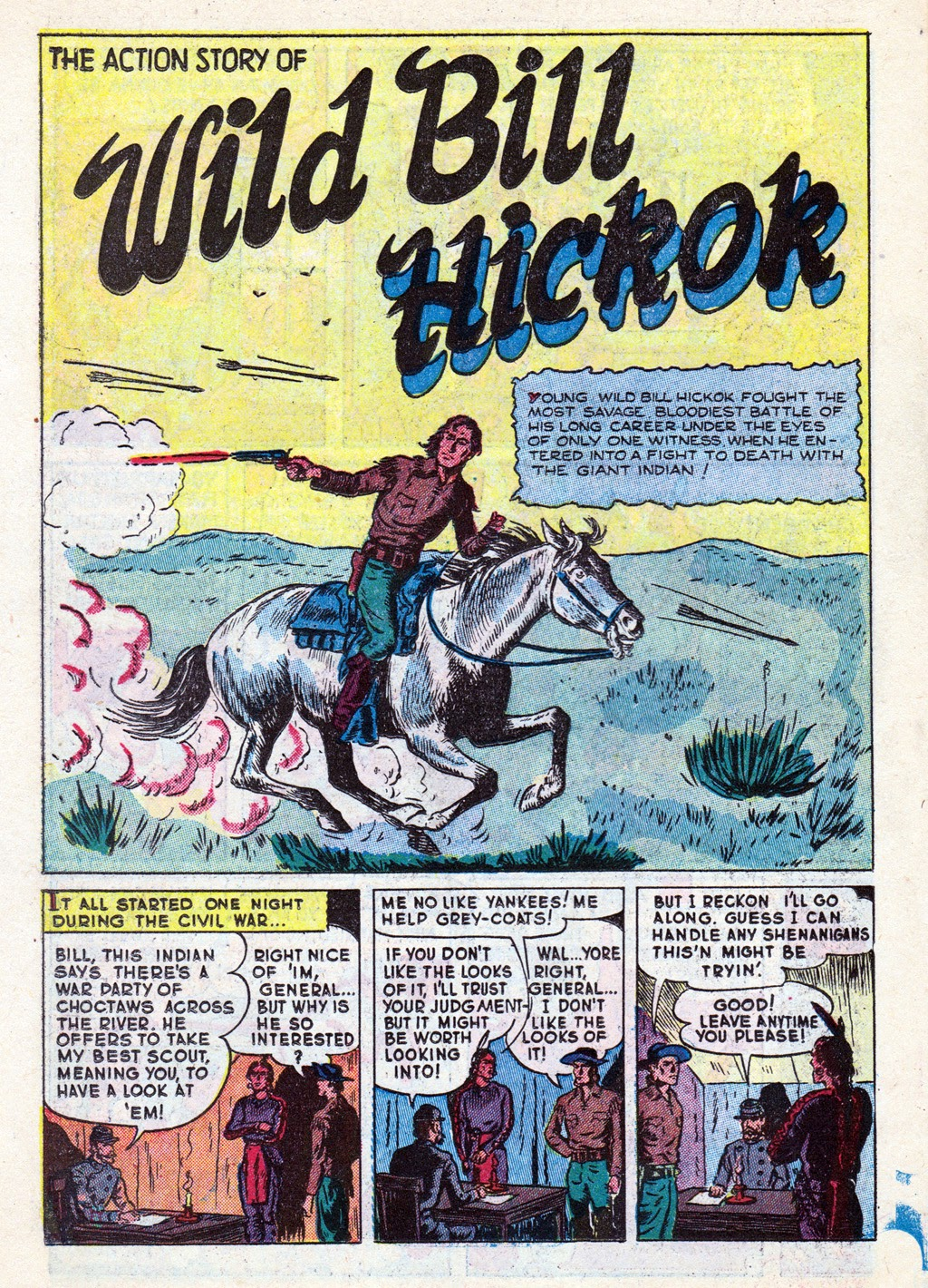 Cowboy Western Comics (1948) issue 18 - Page 14