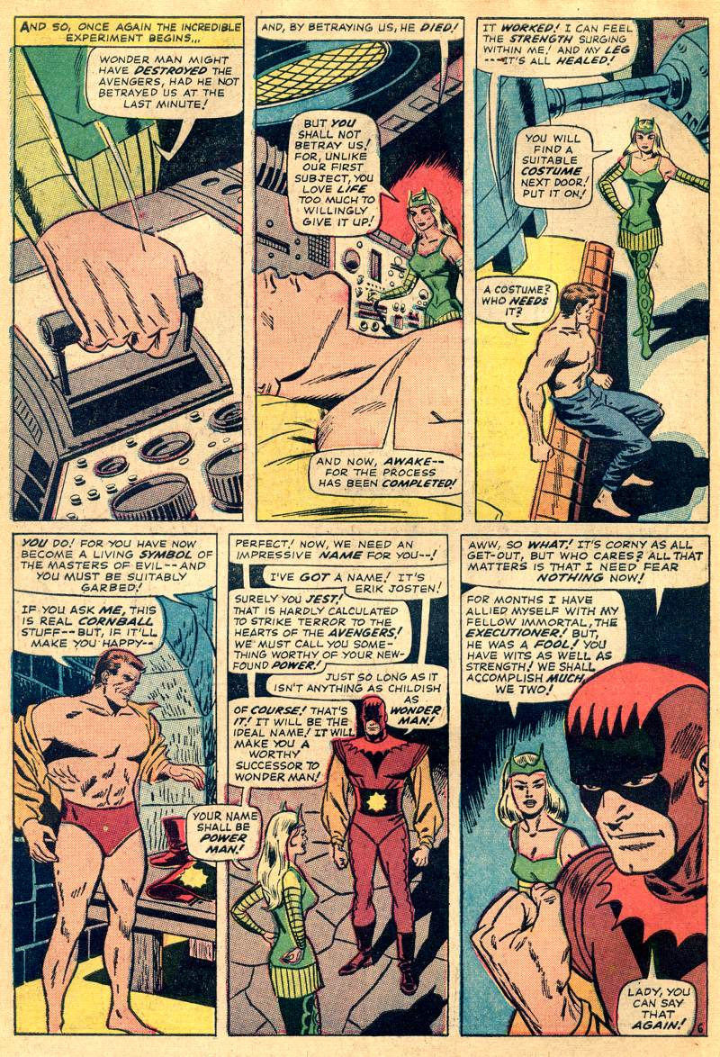 The Avengers (1963) 21 Page 9