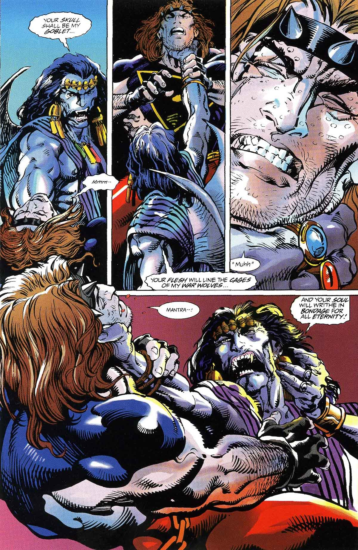 Read online Rune (1994) comic -  Issue #6 - 20