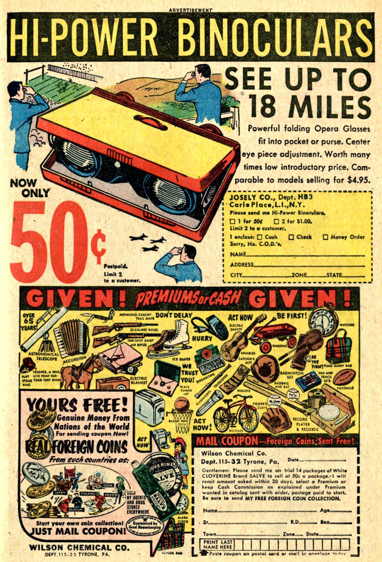 Read online Adventure Comics (1938) comic -  Issue #267 - 25