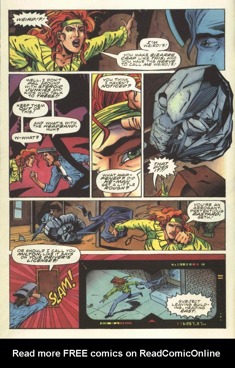 Read online Secret Weapons comic -  Issue #8 - 8