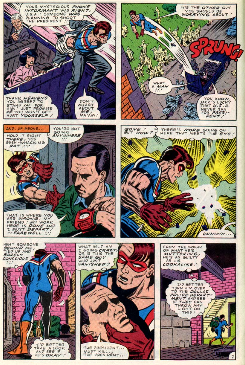 Read online 1963 comic -  Issue #3 - 3