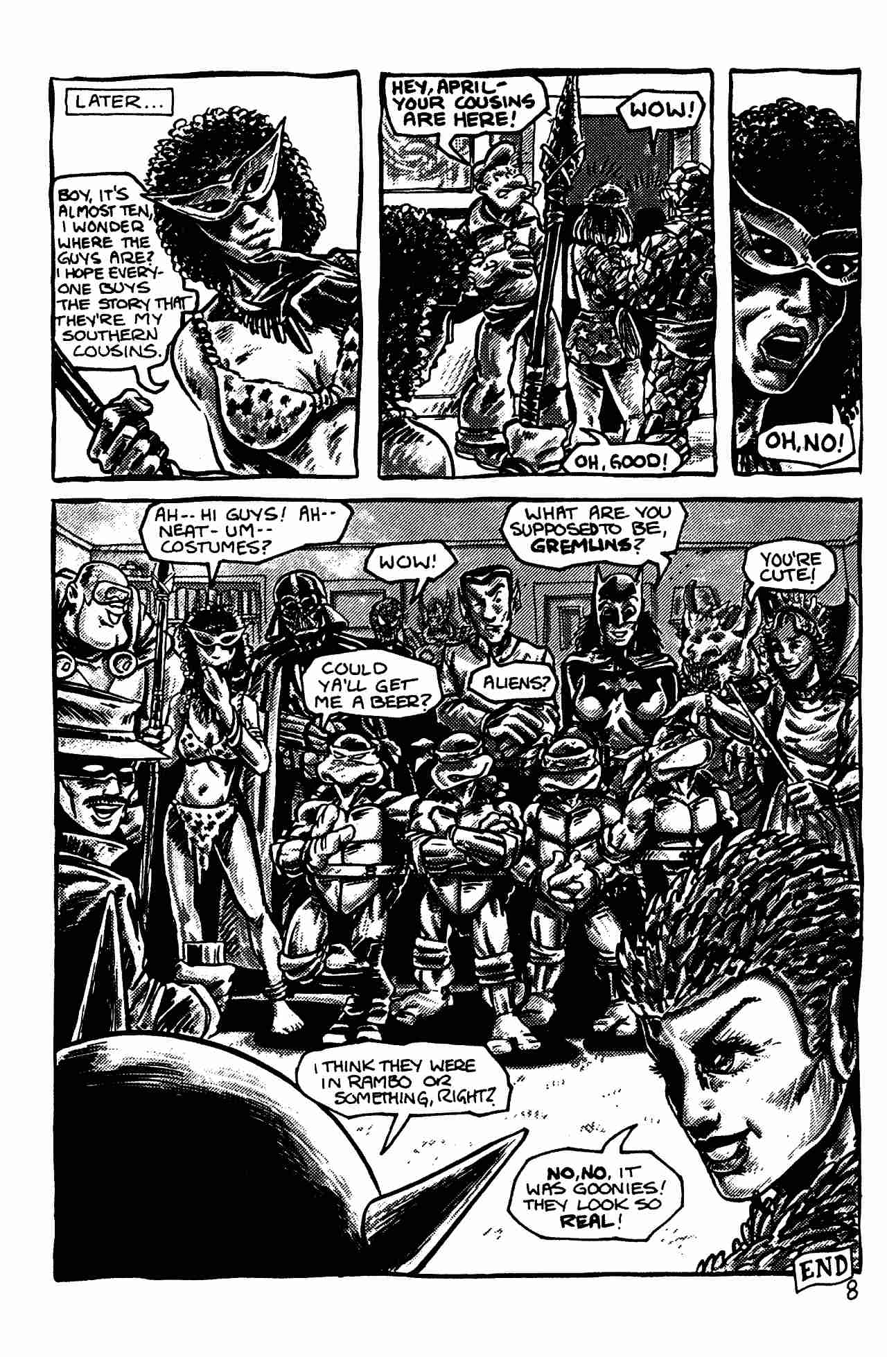 Read online Shell Shock comic -  Issue # Full - 138