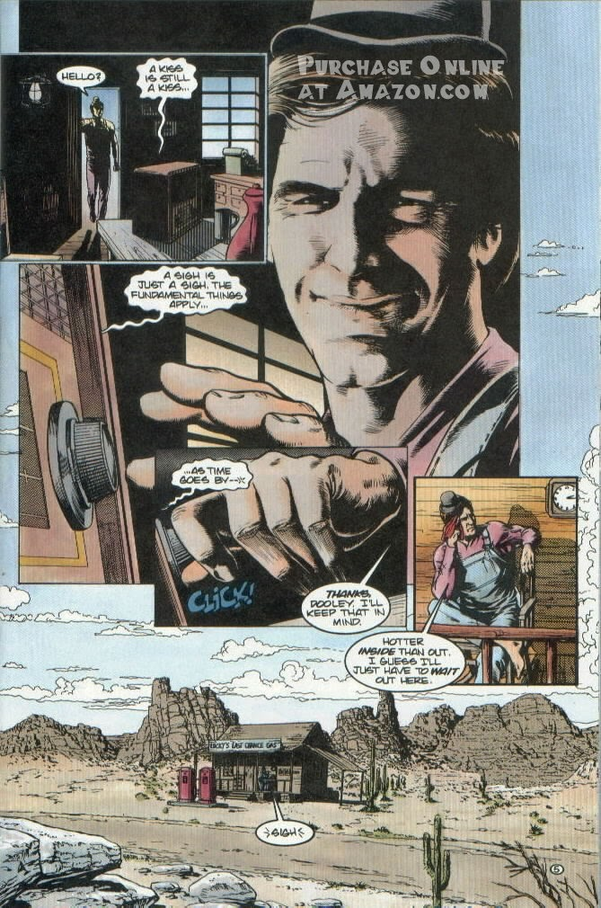 Read online Quantum Leap comic -  Issue #12 - 6