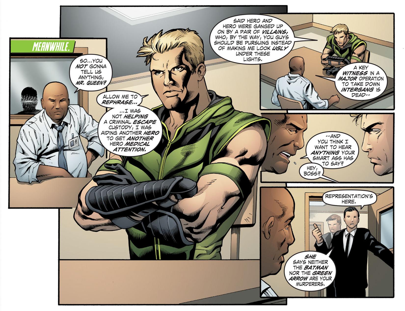 Read online Smallville: Season 11 comic -  Issue #22 - 17