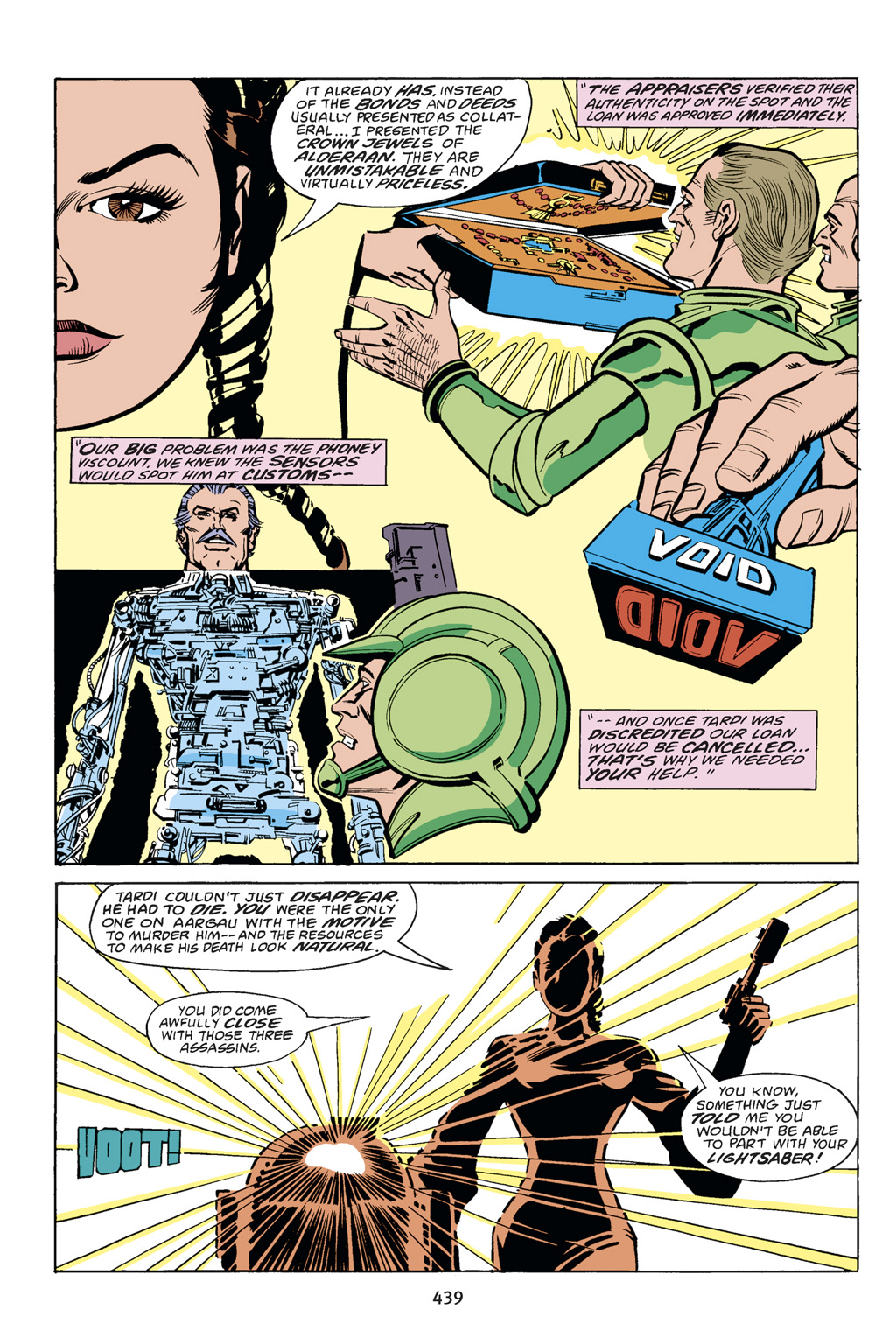 Read online Star Wars Omnibus comic -  Issue # Vol. 14 - 433