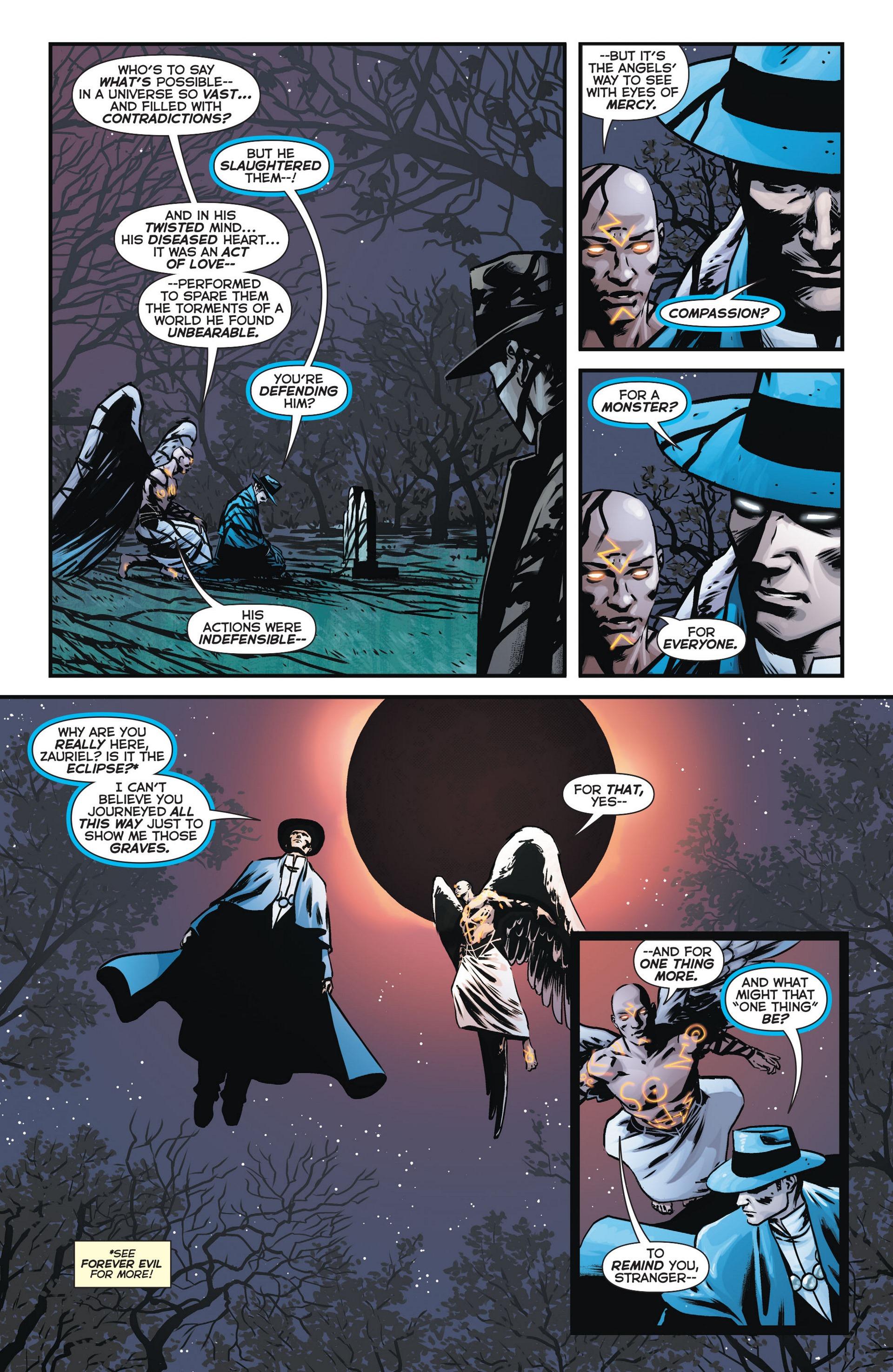 Read online Trinity of Sin: The Phantom Stranger comic -  Issue #13 - 7