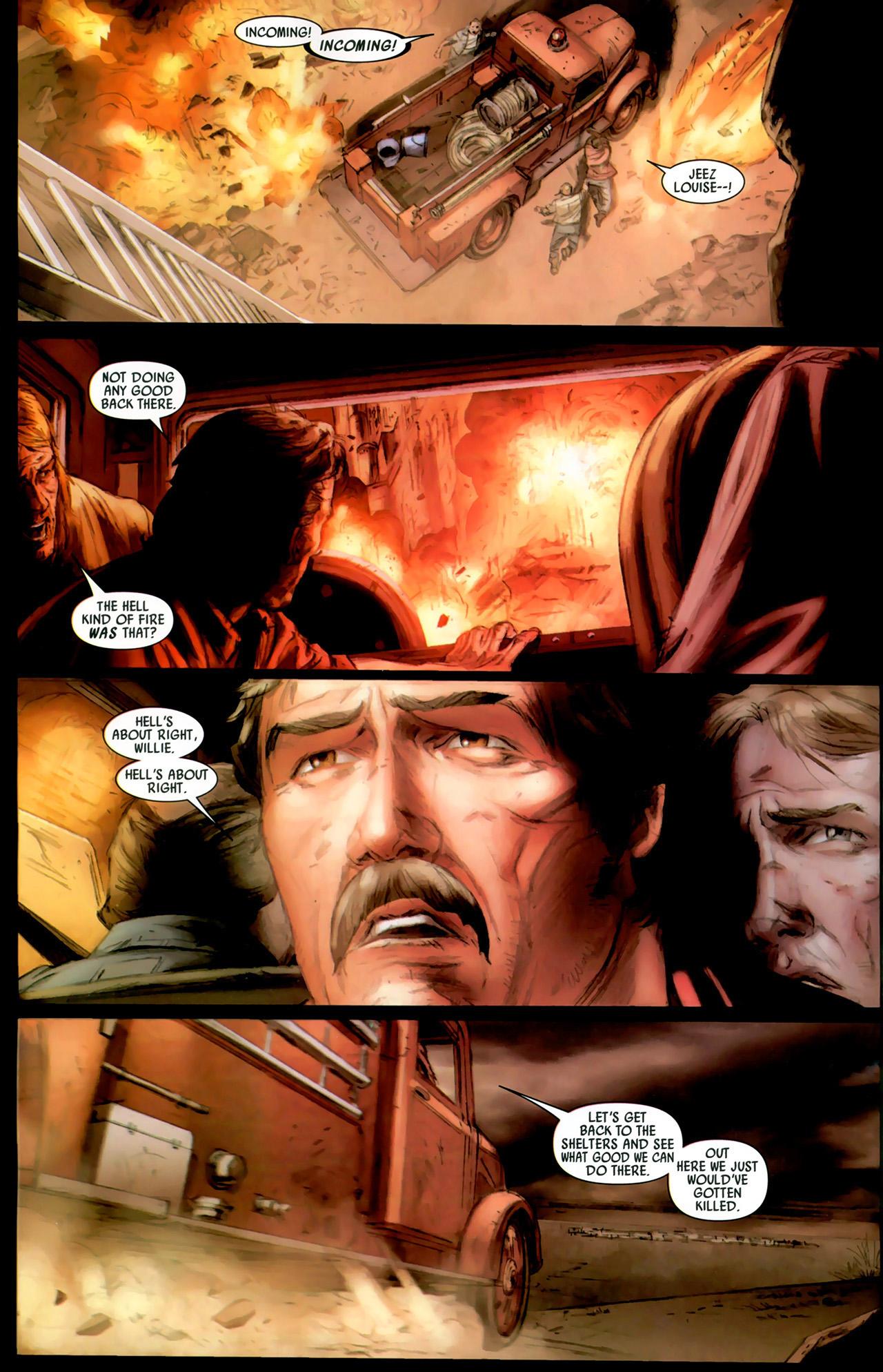 Read online Secret Invasion: Thor comic -  Issue #2 - 14