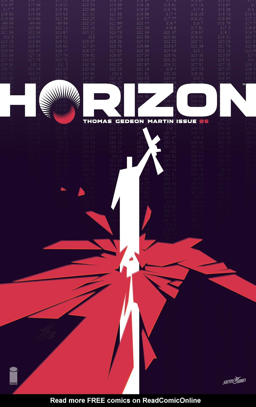 Horizon 5 Page 1