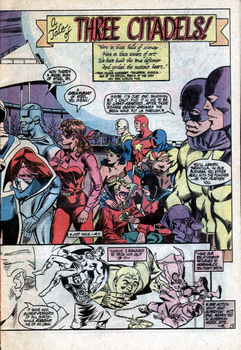 Read online All-Star Squadron comic -  Issue #21 - 6