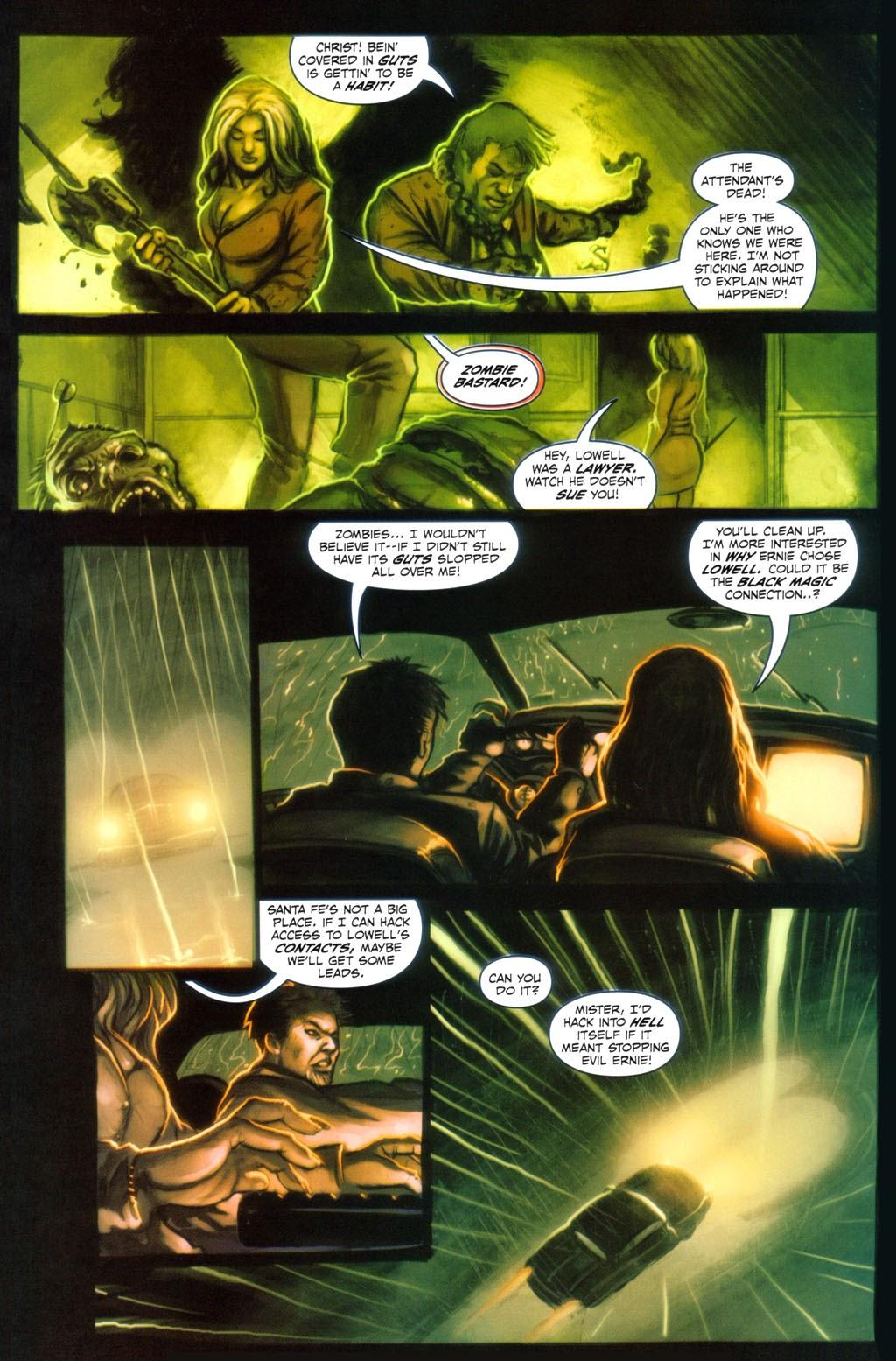 Read online Evil Ernie in Santa Fe comic -  Issue #2 - 17