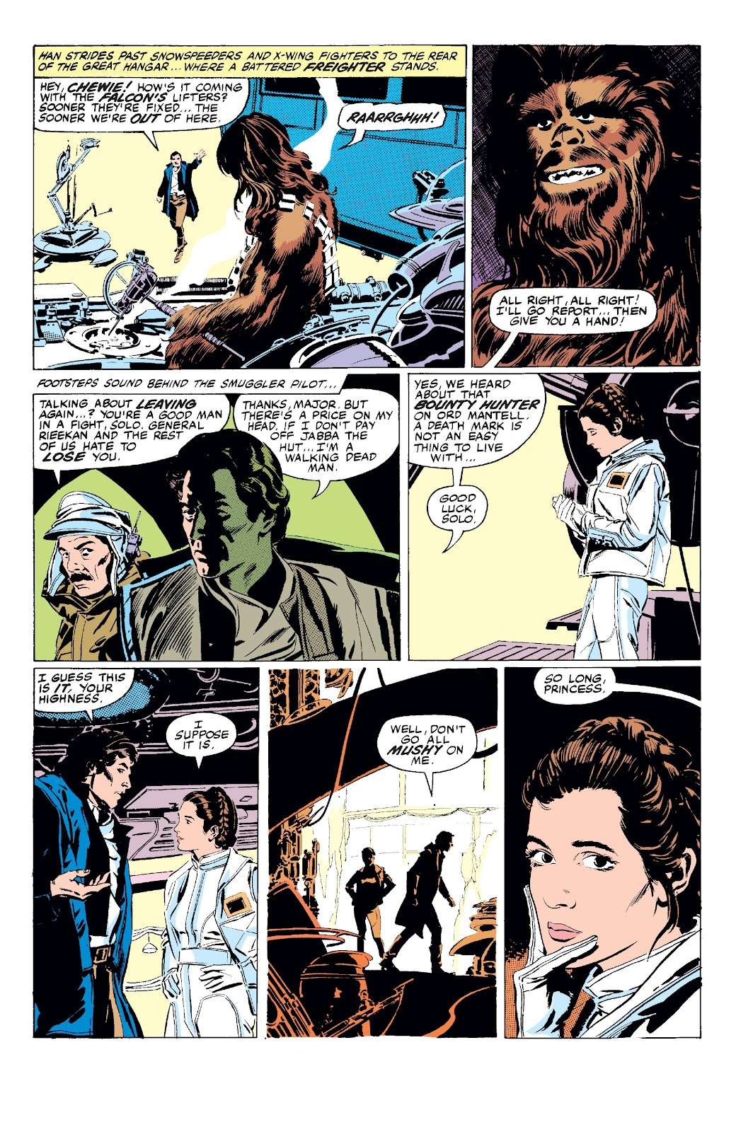Read online Star Wars Legends: The Original Marvel Years - Epic Collection comic -  Issue # TPB 3 (Part 1) - 11