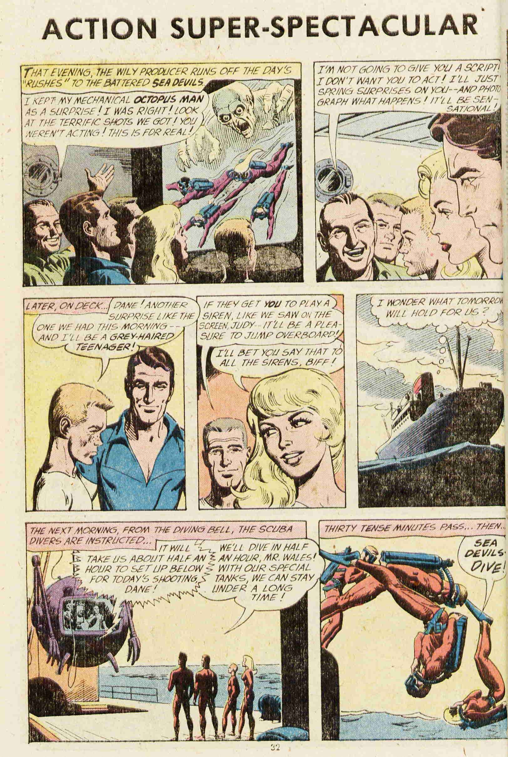 Read online Action Comics (1938) comic -  Issue #437 - 31