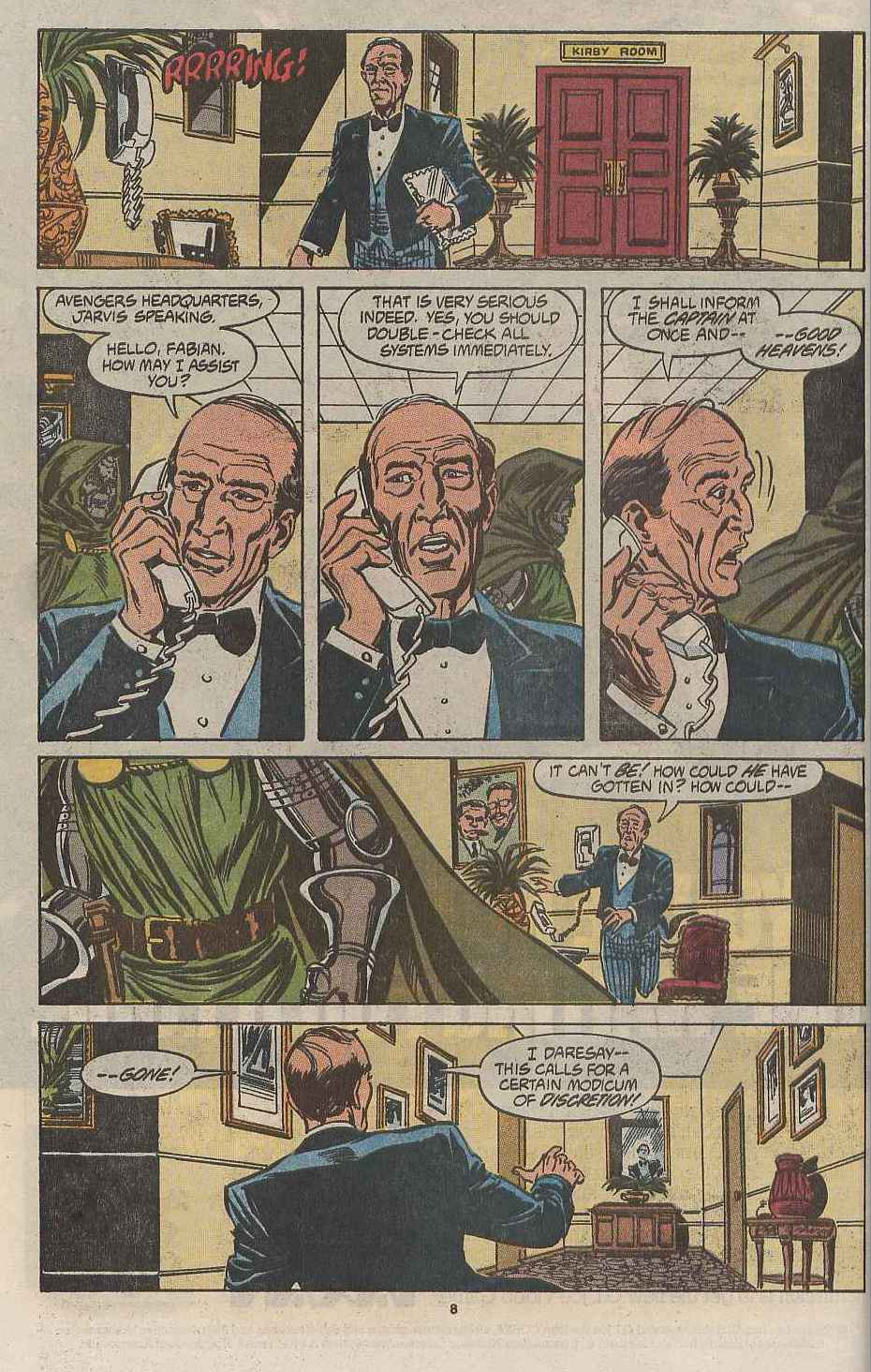 The Avengers (1963) 332 Page 6