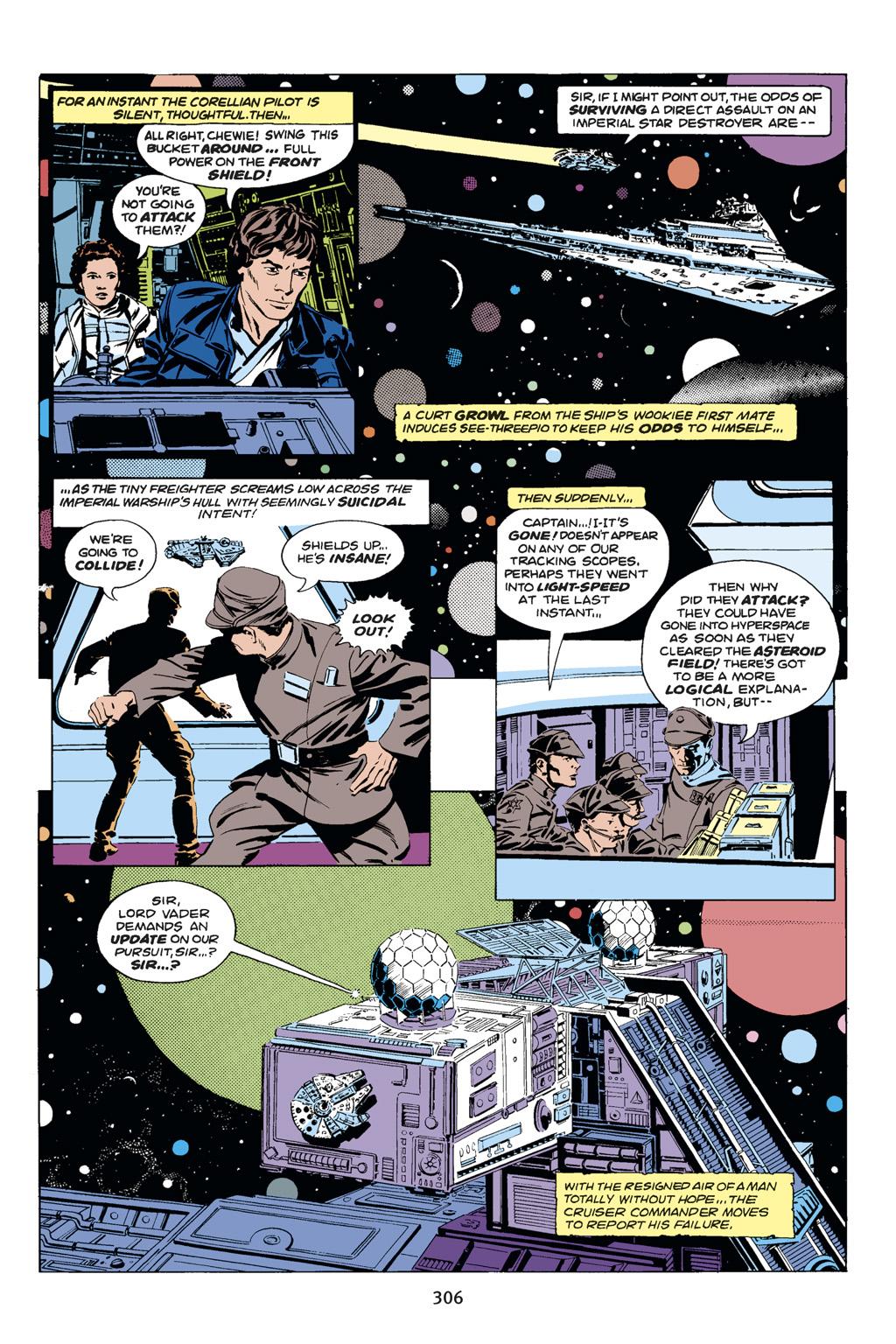 Read online Star Wars Omnibus comic -  Issue # Vol. 14 - 304