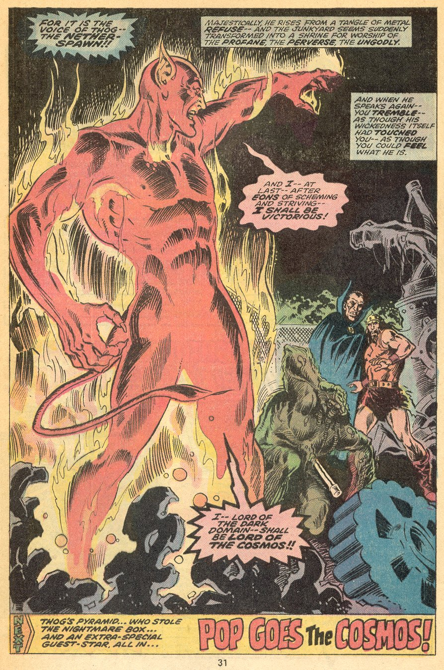 Man-Thing (1974) issue 21 - Page 22