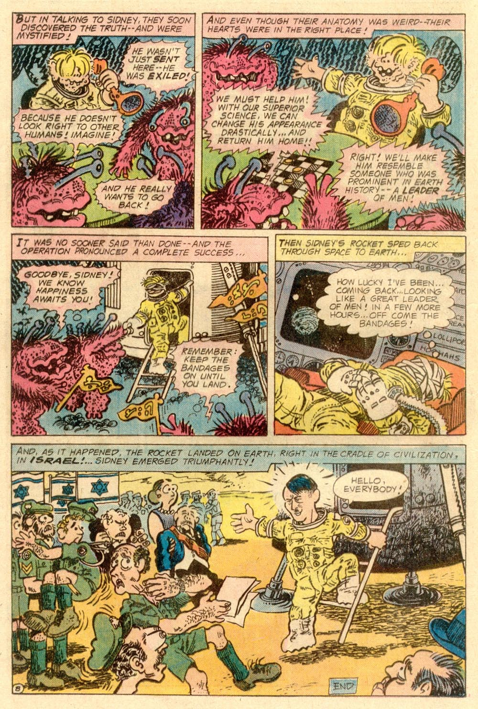 Read online Plop! comic -  Issue #13 - 16