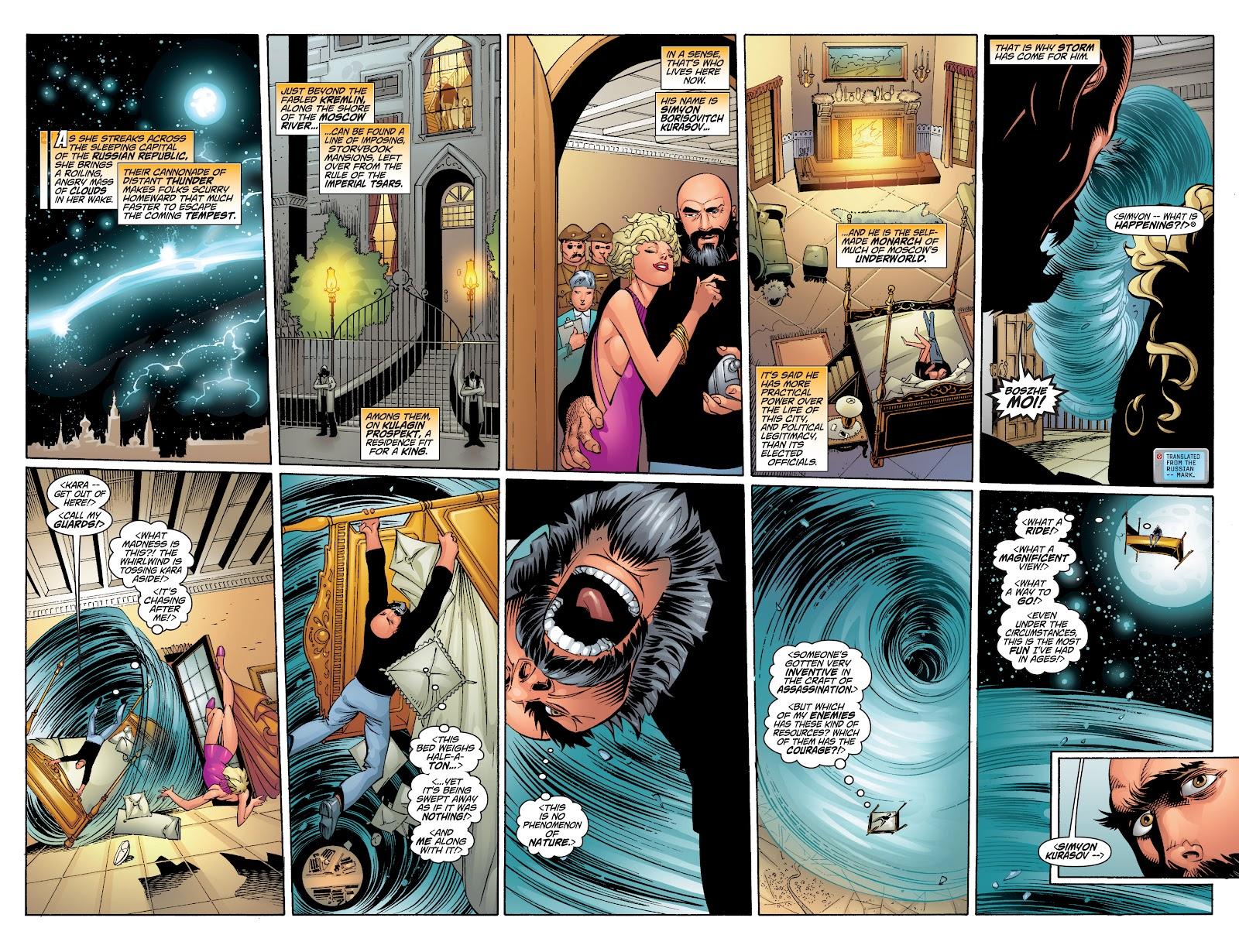 Uncanny X-Men (1963) issue 383 - Page 3