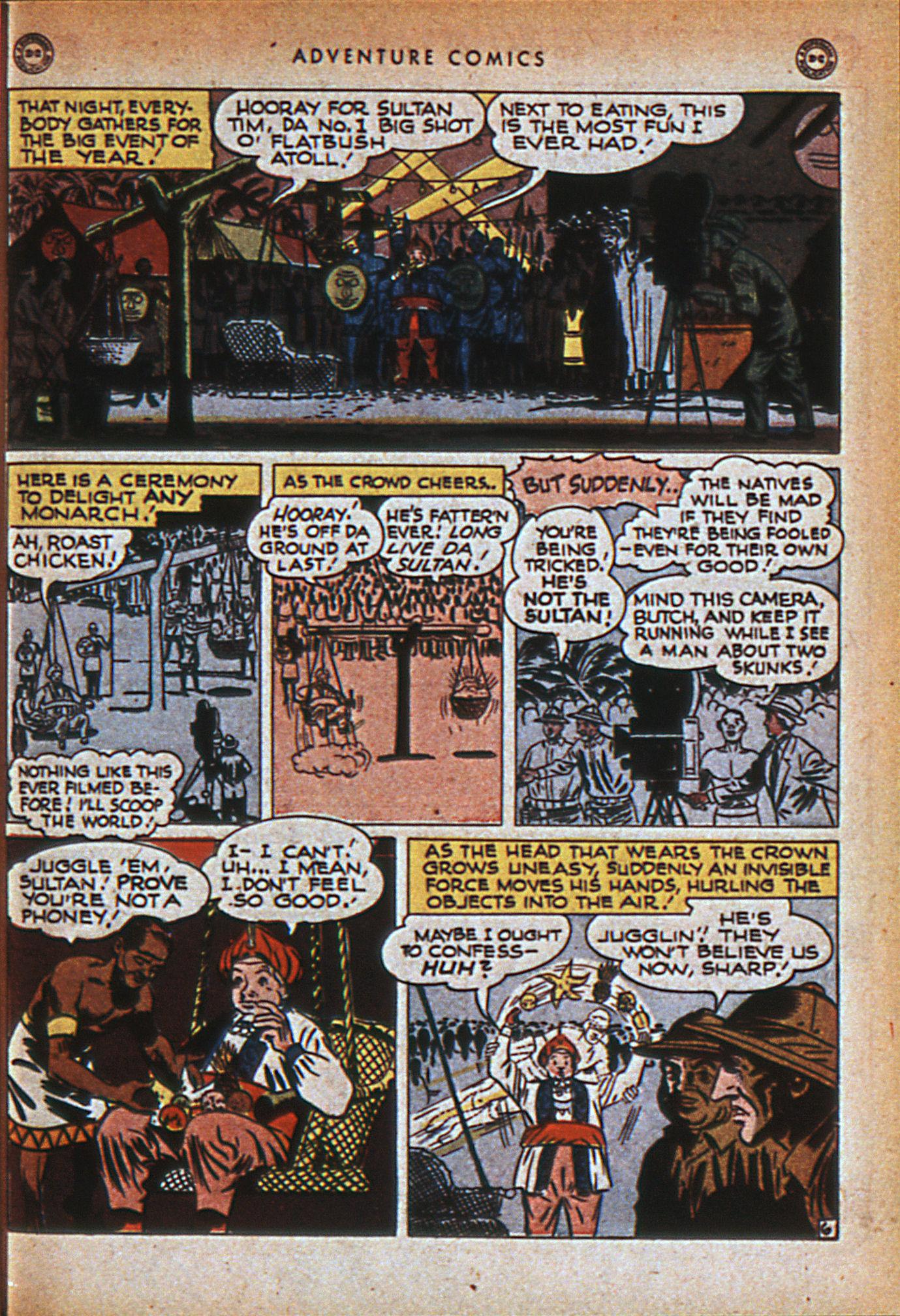 Read online Adventure Comics (1938) comic -  Issue #116 - 46