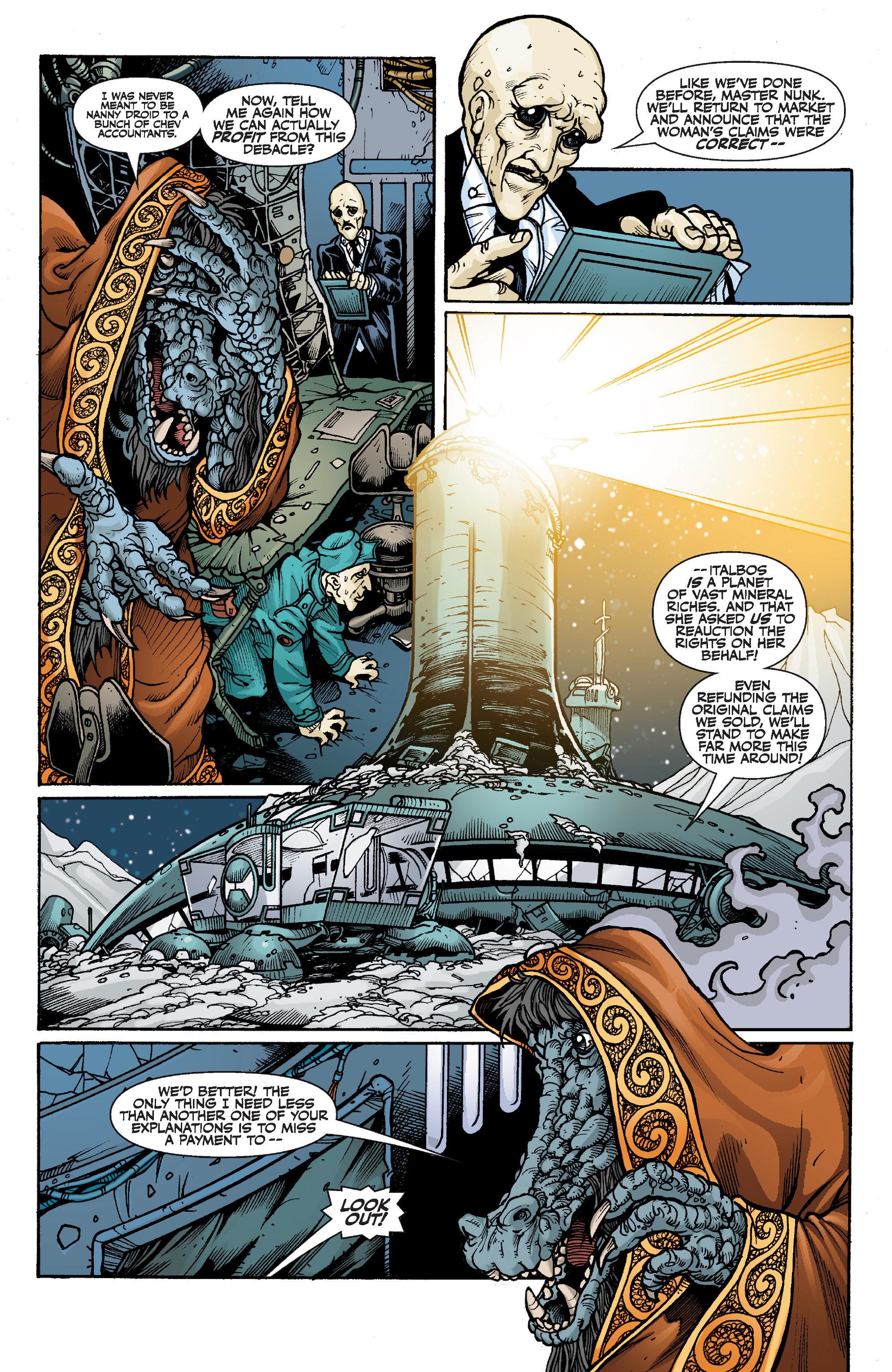 Read online Star Wars Omnibus comic -  Issue # Vol. 32 - 432