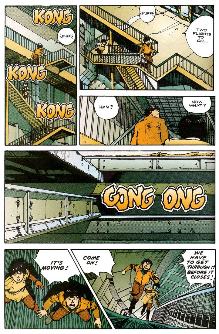 Read online Akira comic -  Issue #11 - 43