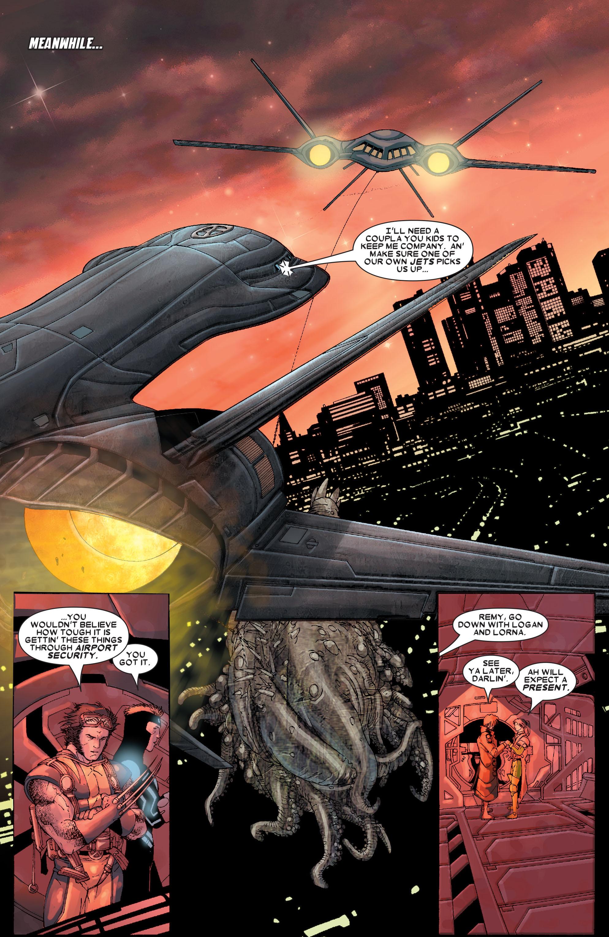X-Men (1991) 168 Page 6