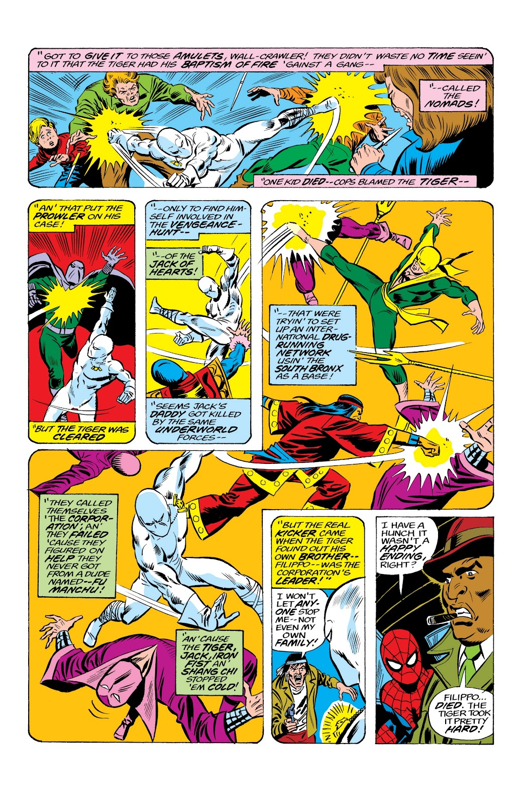 Read online Marvel Masterworks: The Spectacular Spider-Man comic -  Issue # TPB (Part 2) - 52
