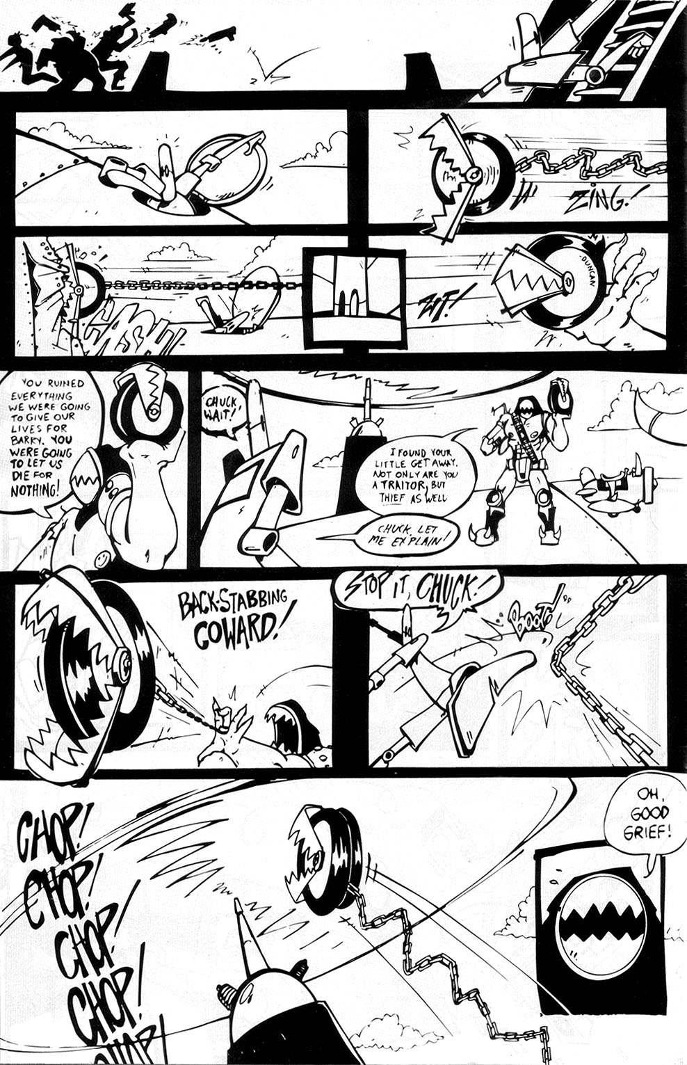 Read online Scud: The Disposable Assassin (1994) comic -  Issue #3 - 30