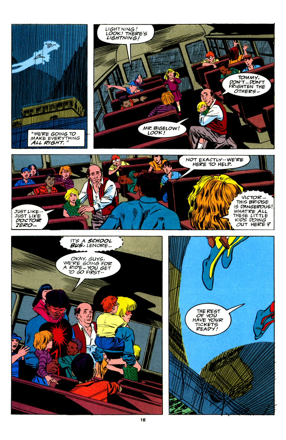 Read online Powerline comic -  Issue #2 - 20