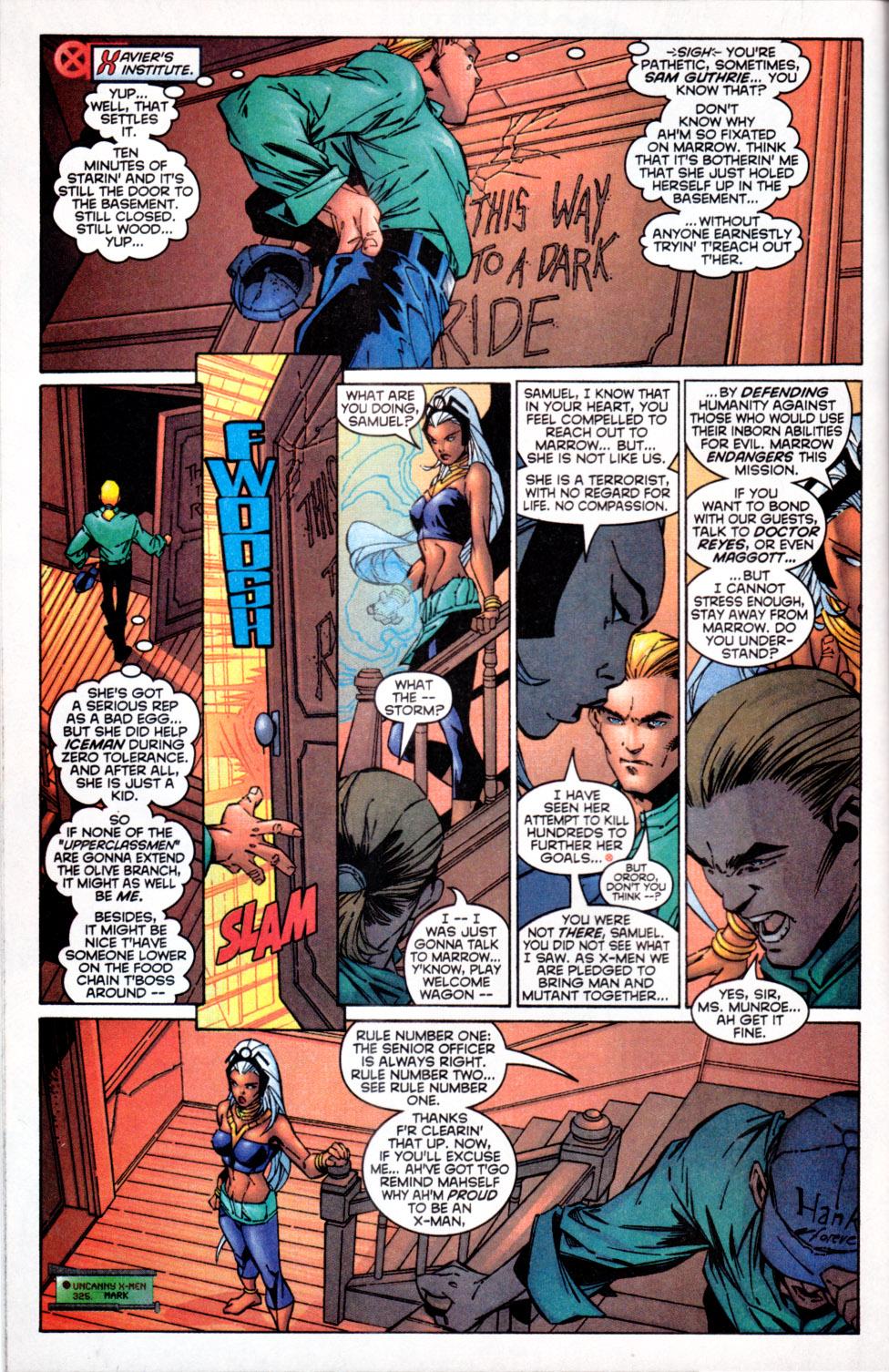 X-Men (1991) 72 Page 6